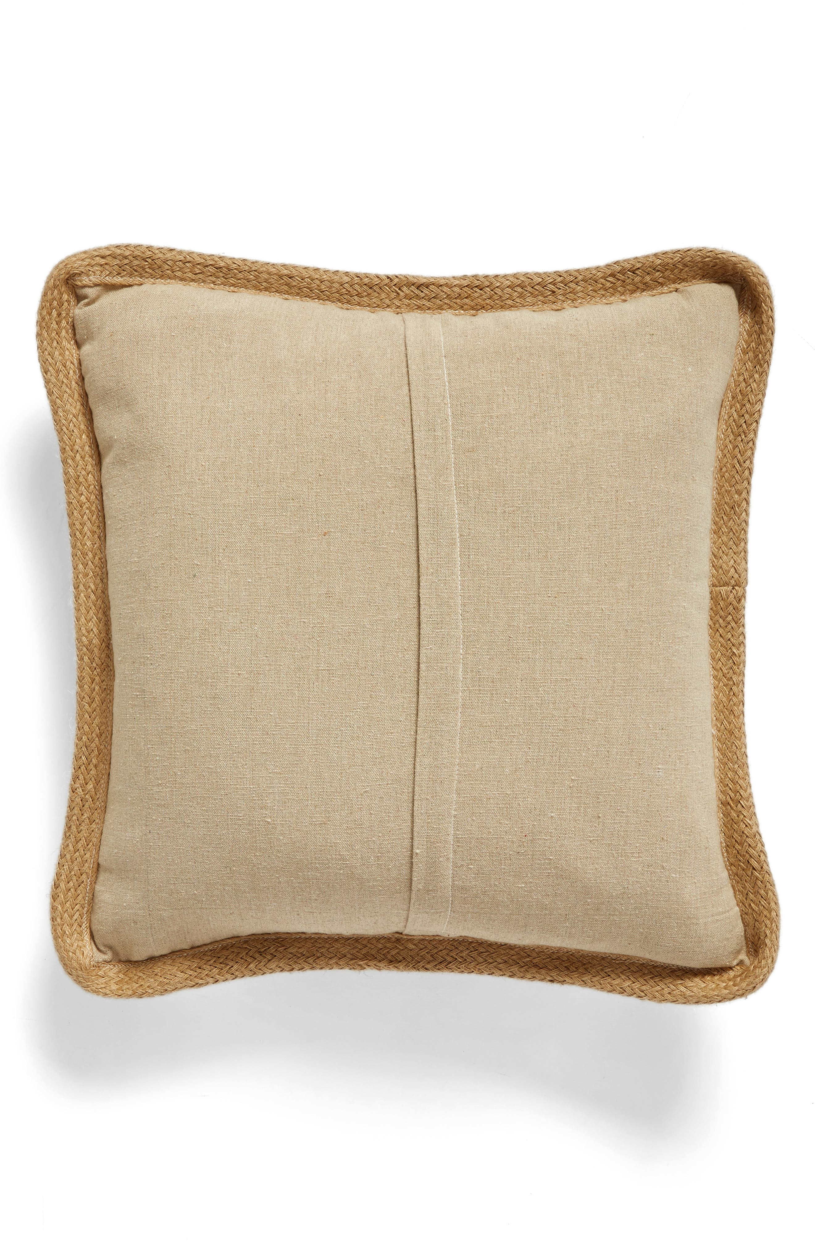 Alternate Image 2  - Levtex Pineapple Pillow