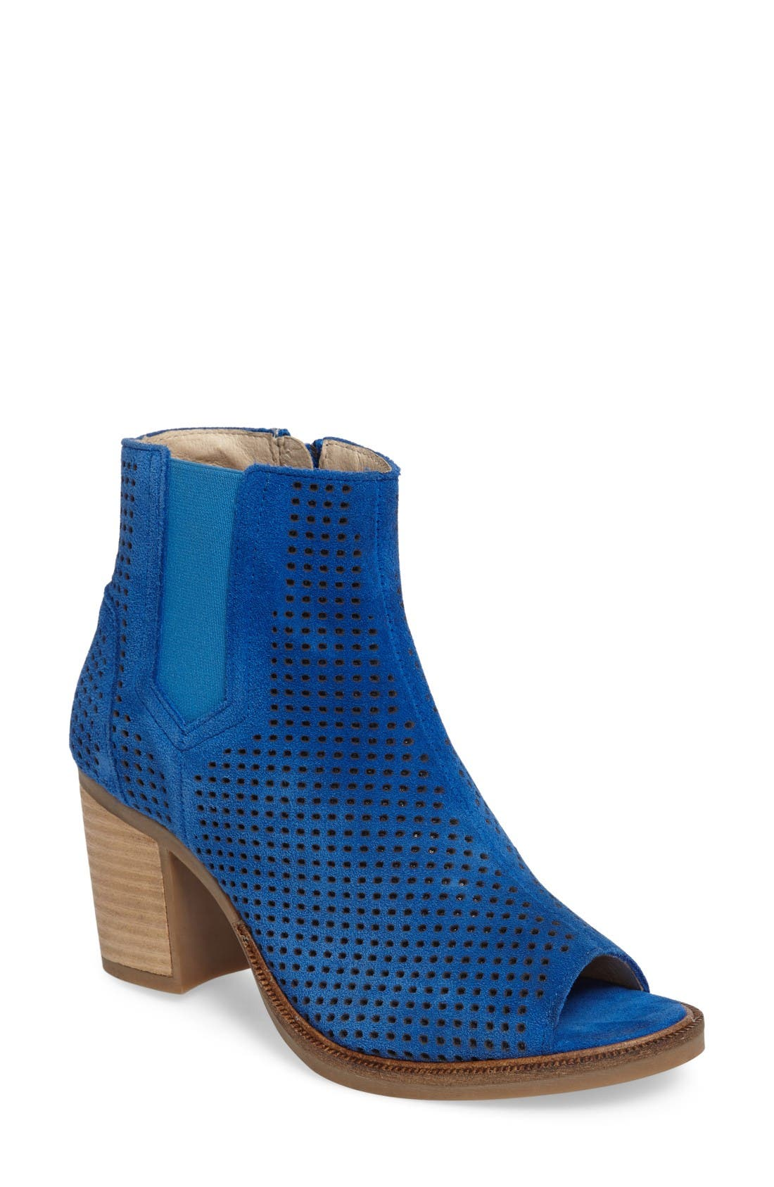 Bos. & Co. Brianna Perforated Chelsea Boot (Women)