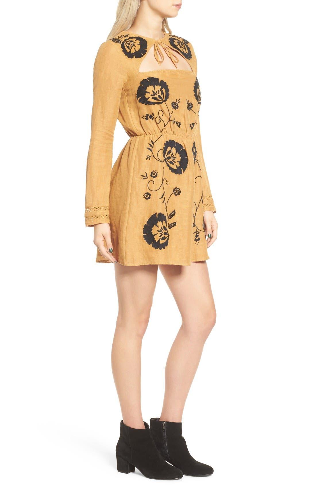 Alternate Image 4  - Tularosa Keeylan Embroidered Dress