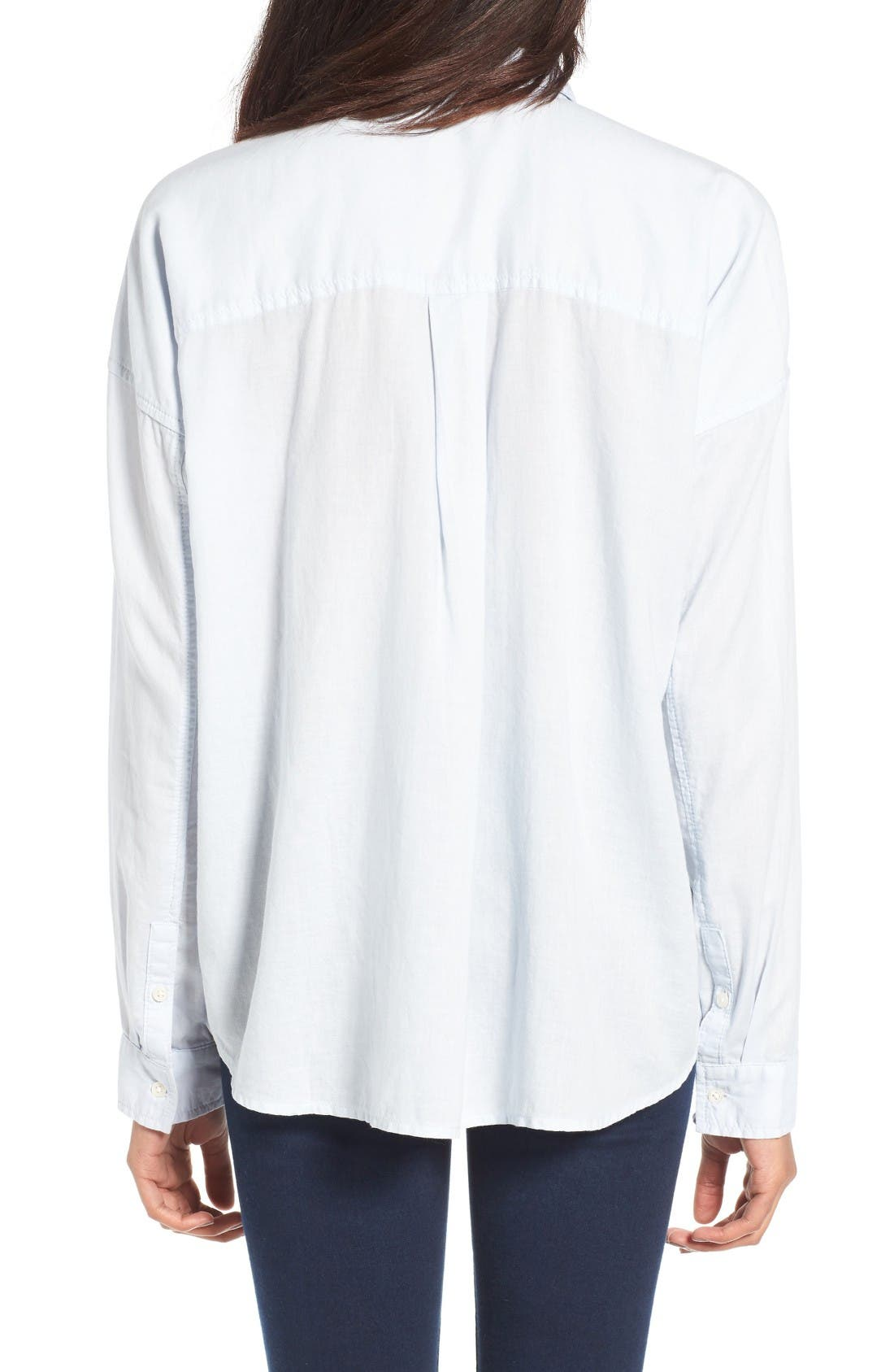 Alternate Image 2  - BP. Cotton Shirt