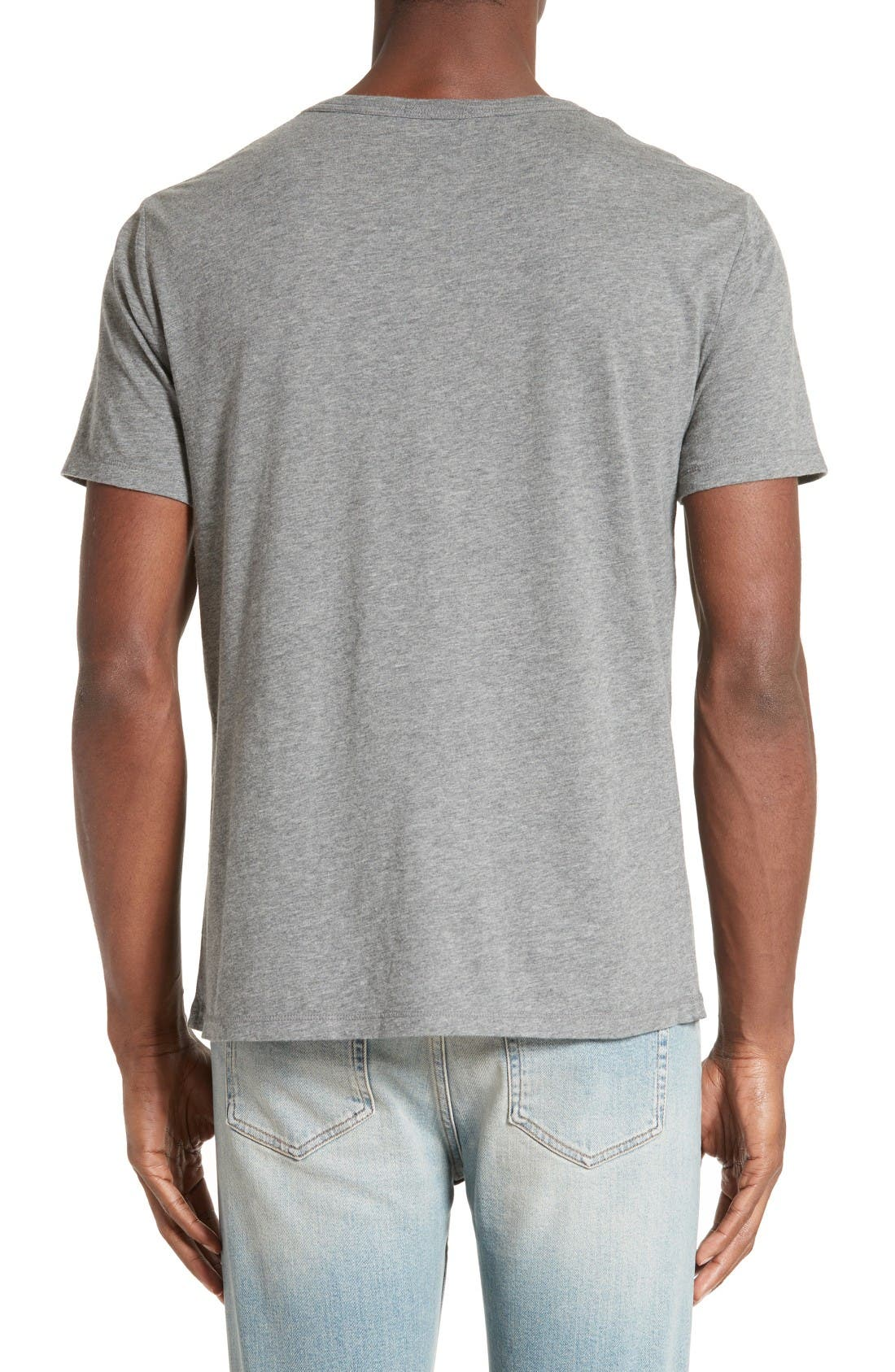 Alternate Image 2  - T by Alexander Wang 'Classic' T-Shirt