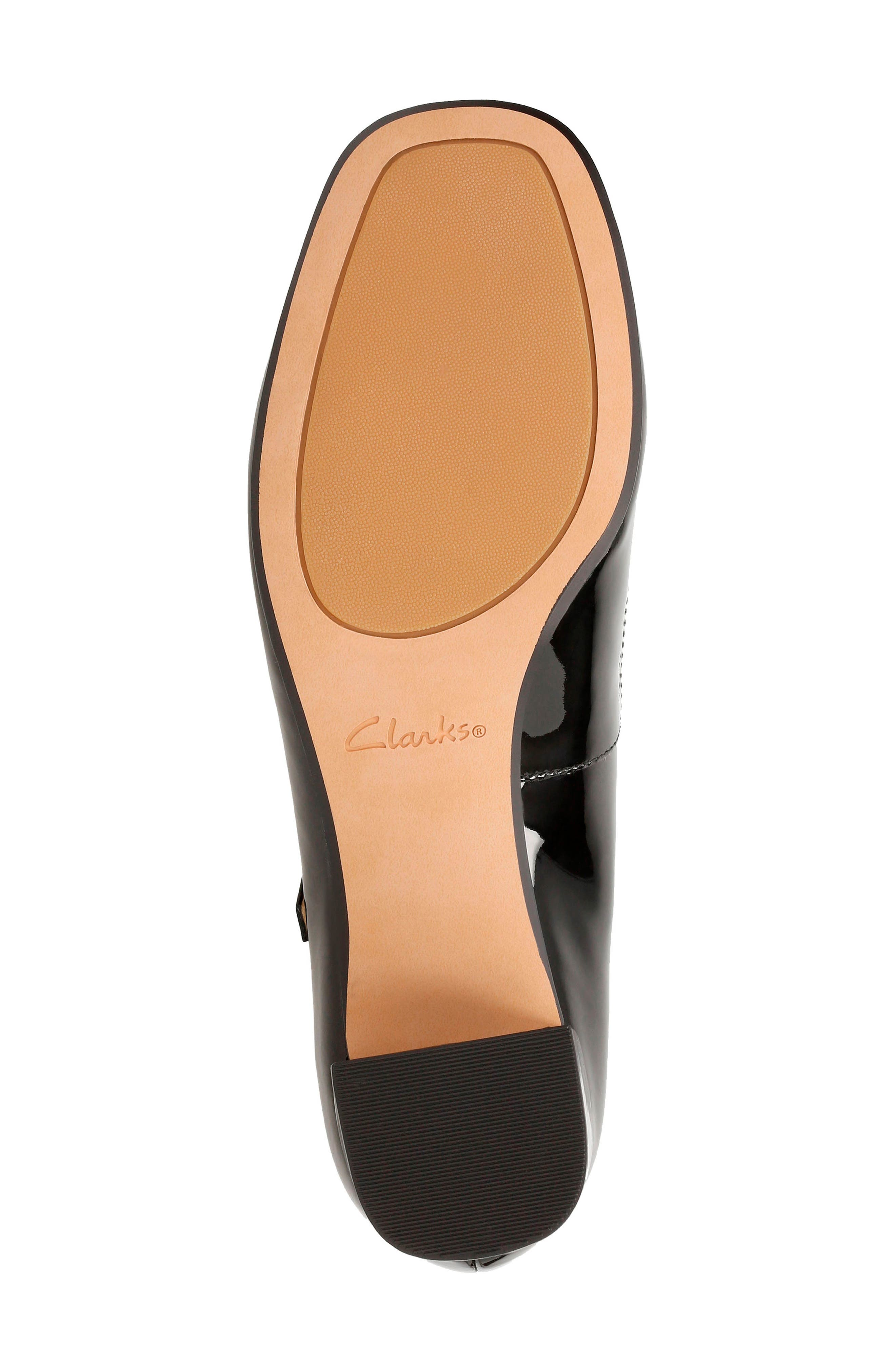Alternate Image 6  - Clarks® Chinaberry Pop Mary Jane Pump (Women)