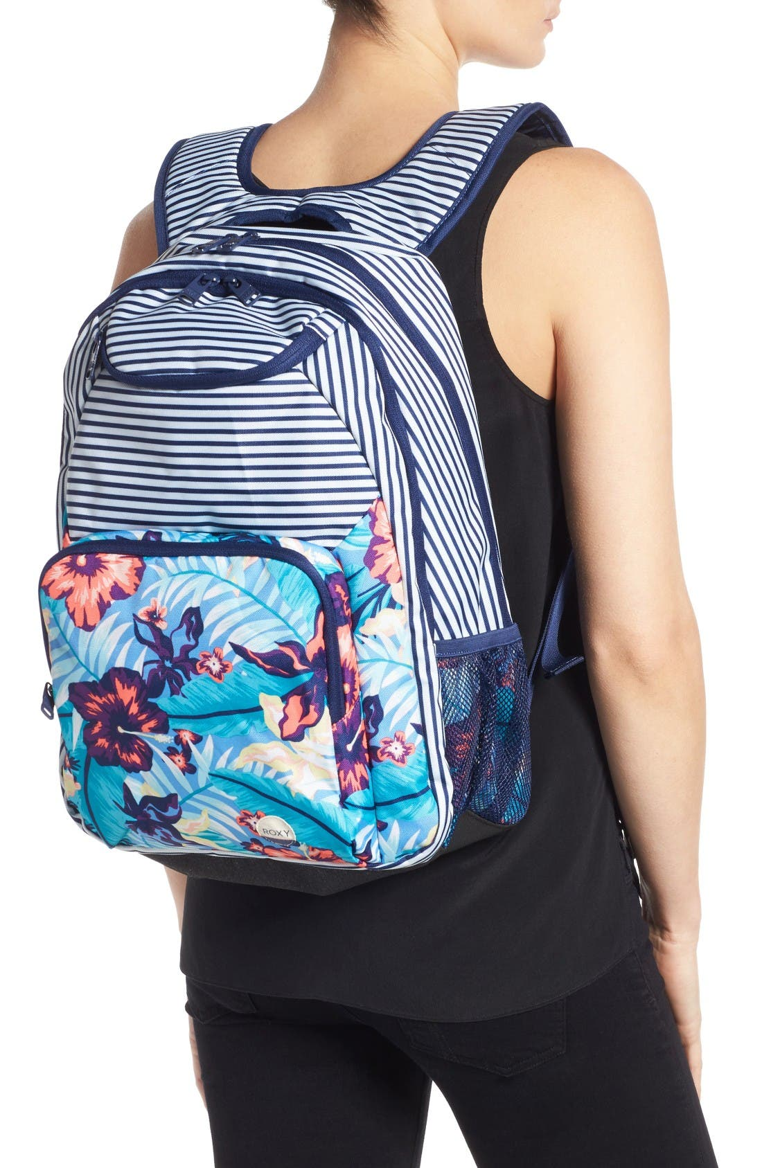 Alternate Image 2  - Roxy Shadow Swell Backpack