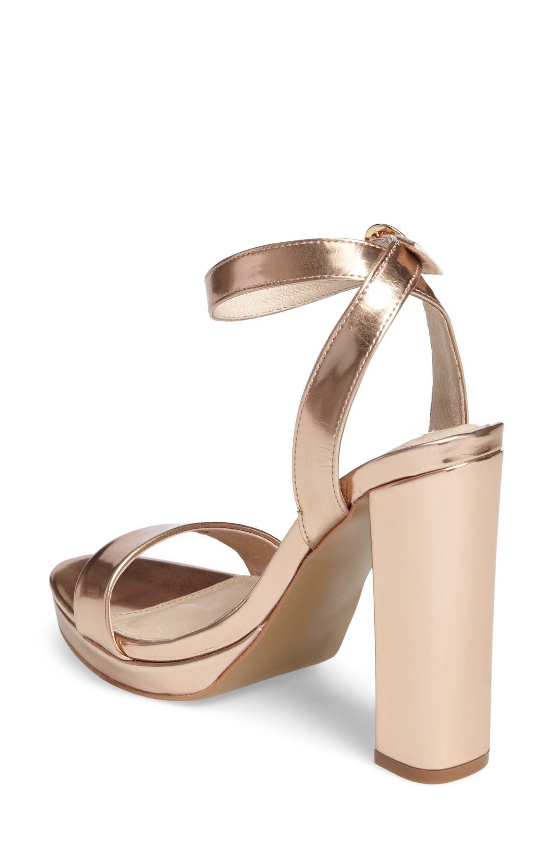 Alternate Image 2  - Steve Madden Addon Strappy Sandal (Women)
