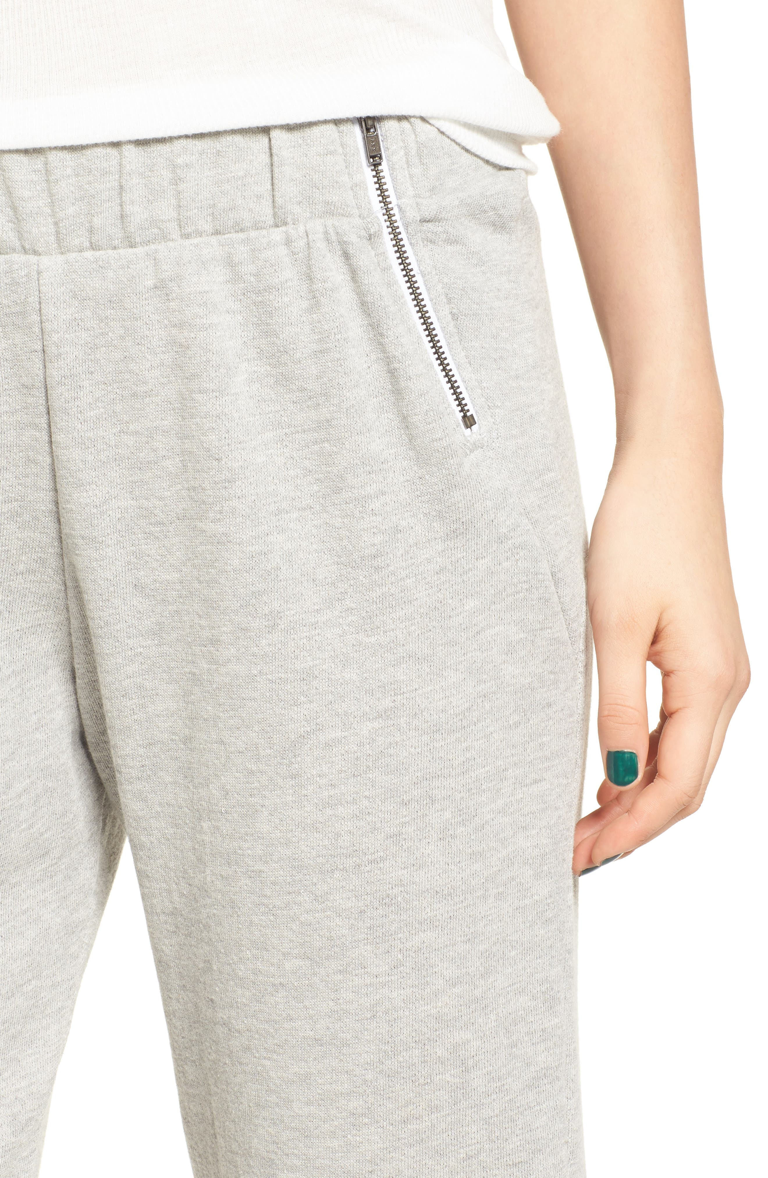 Alternate Image 4  - BP. Zip Detail Pants