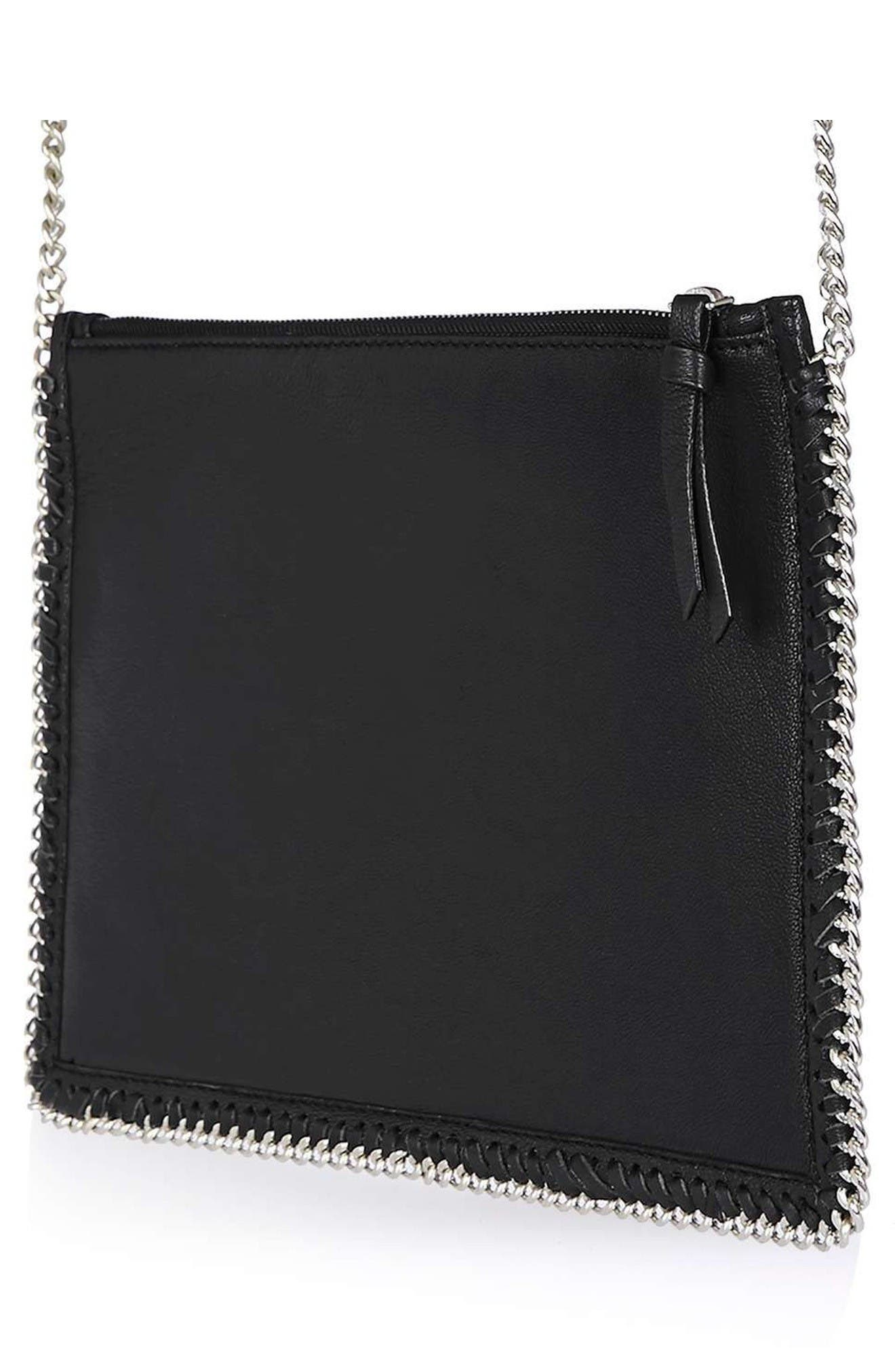 Alternate Image 3  - Topshop Oto Embroidered Crossbody