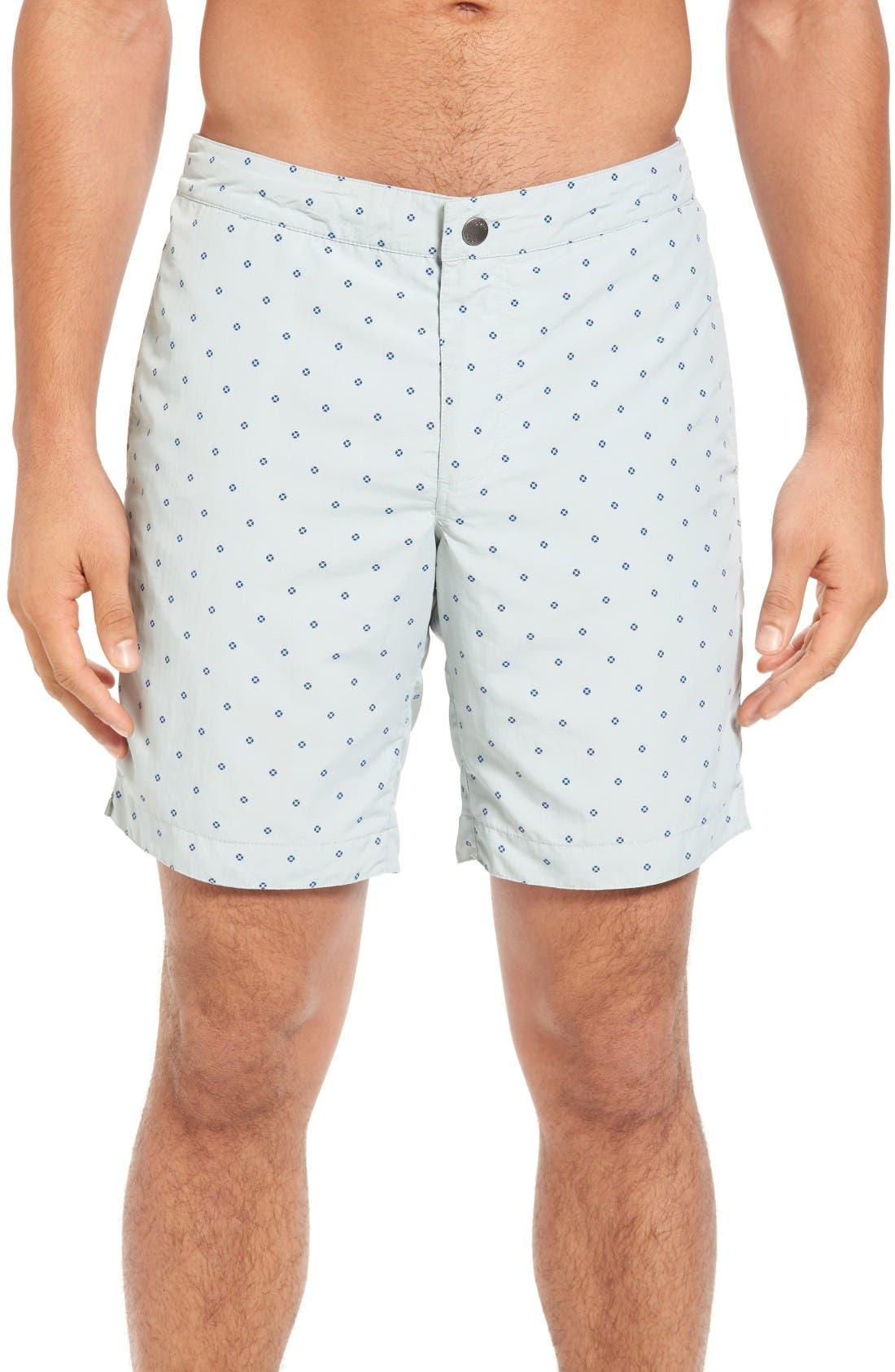 boto Aruba Tailored Fit 8.5 Inch Board Shorts