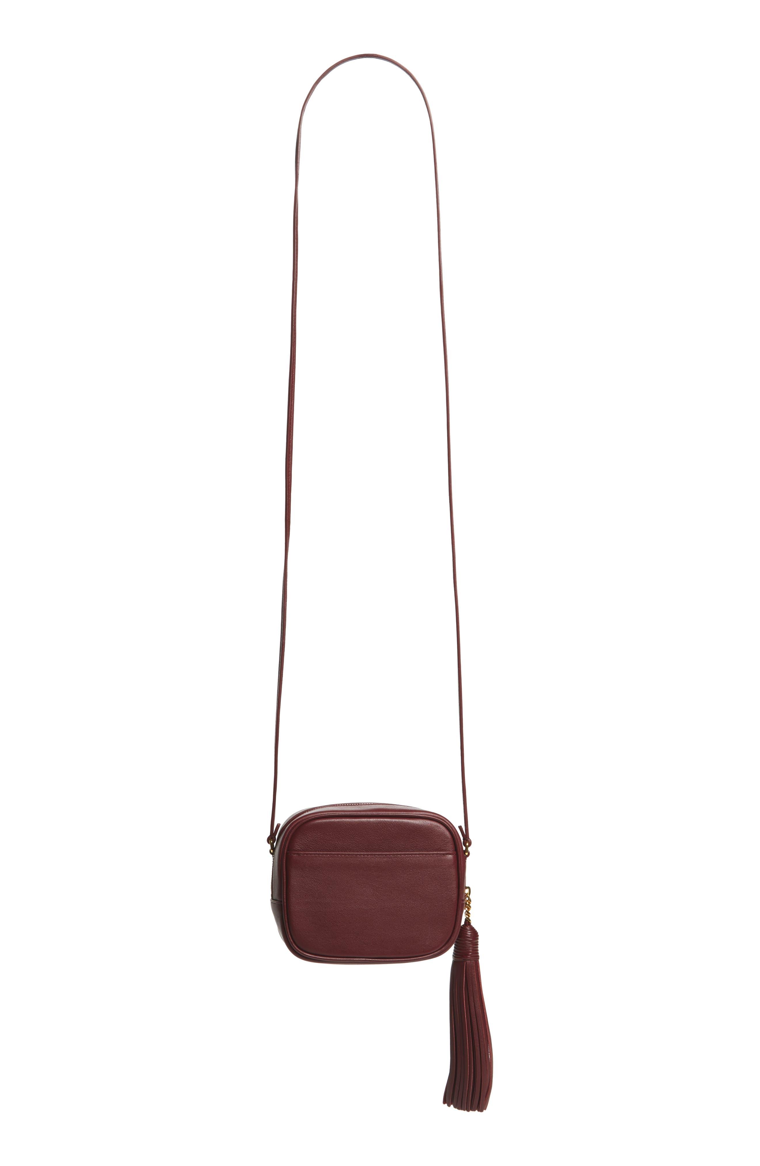 Alternate Image 3  - Saint Laurent 'Monogram Mini Blogger' Crossbody Bag