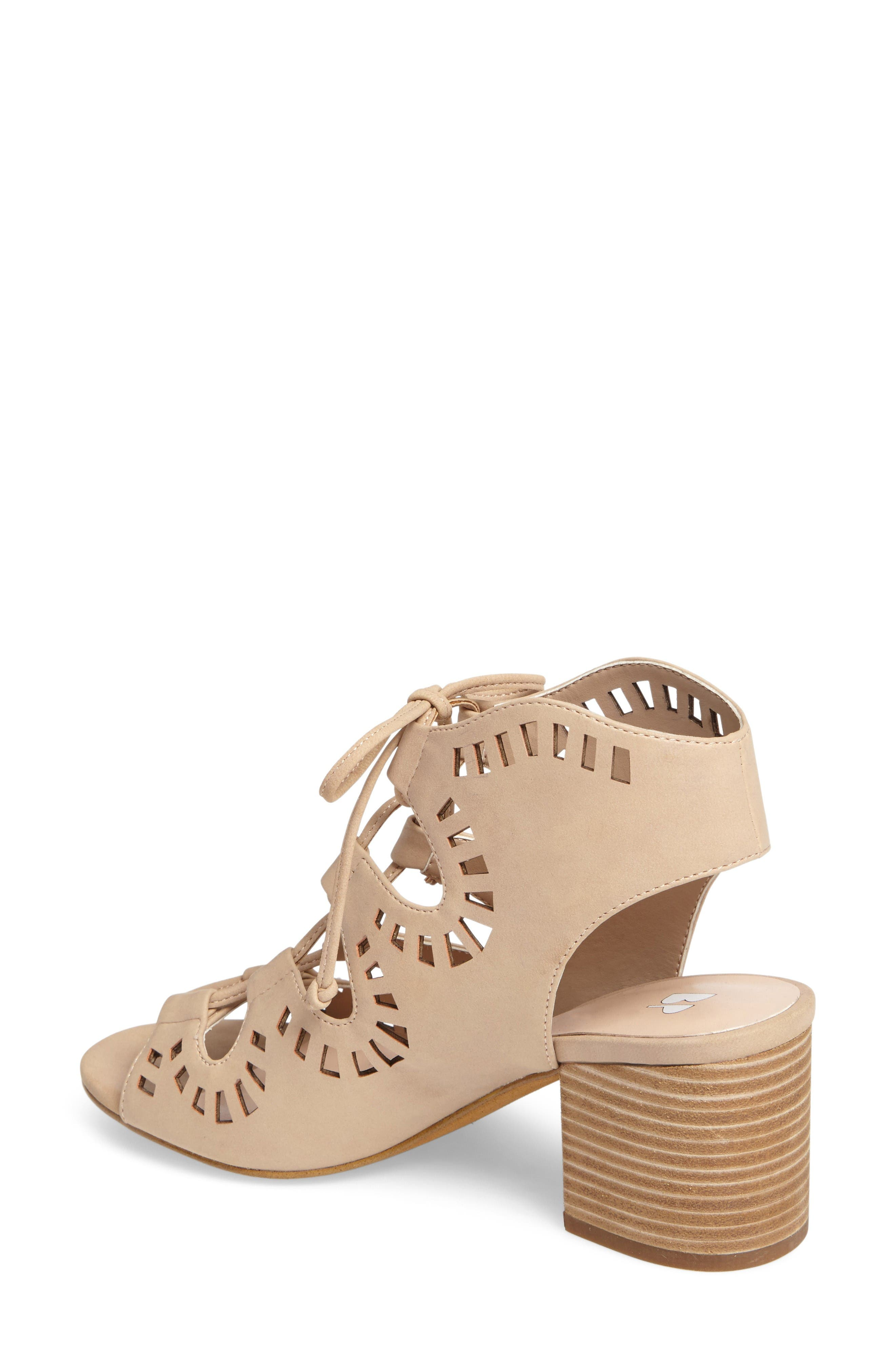 Alternate Image 2  - BP. Decker Lace-Up Sandal (Women)