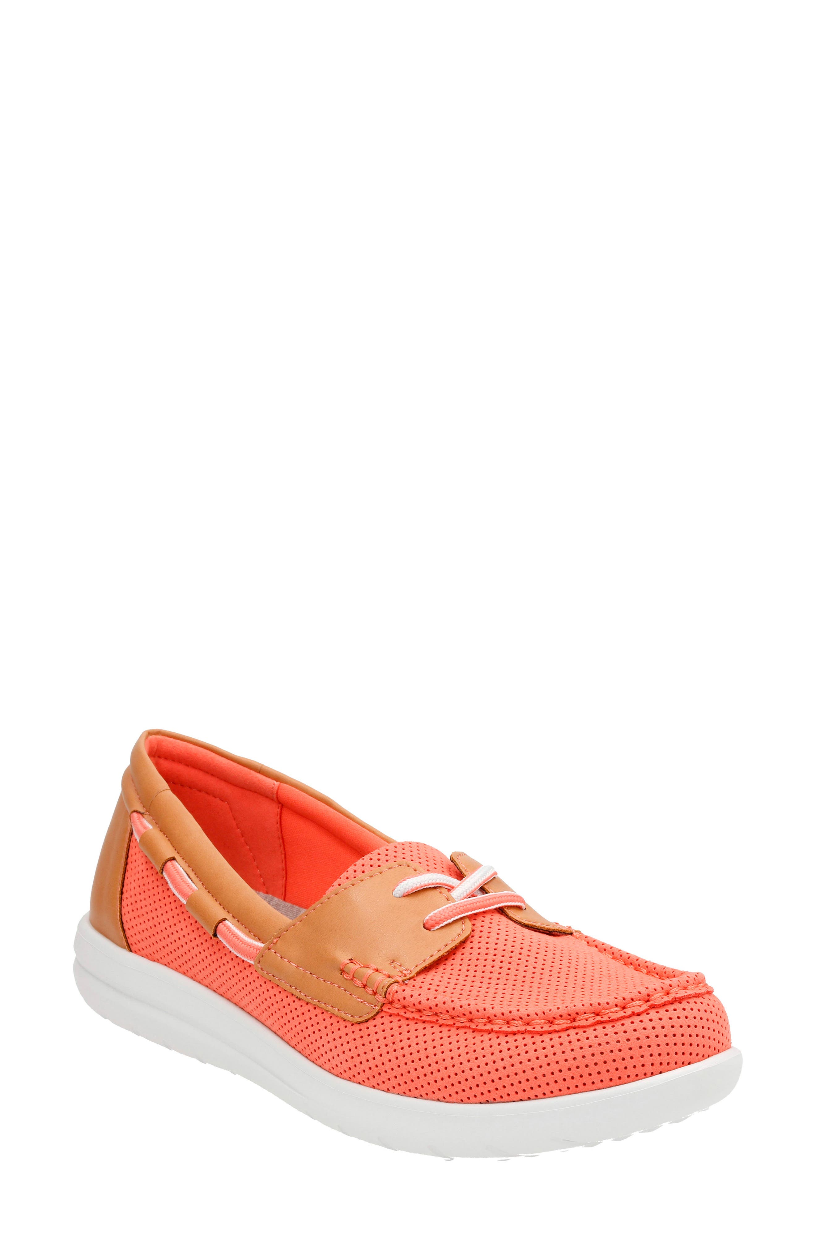 Clarks® Jocolin Vista Flat (Women)