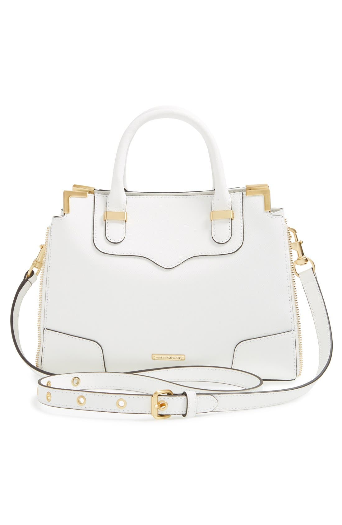 Alternate Image 6  - Rebecca Minkoff 'Small Amorous' Satchel
