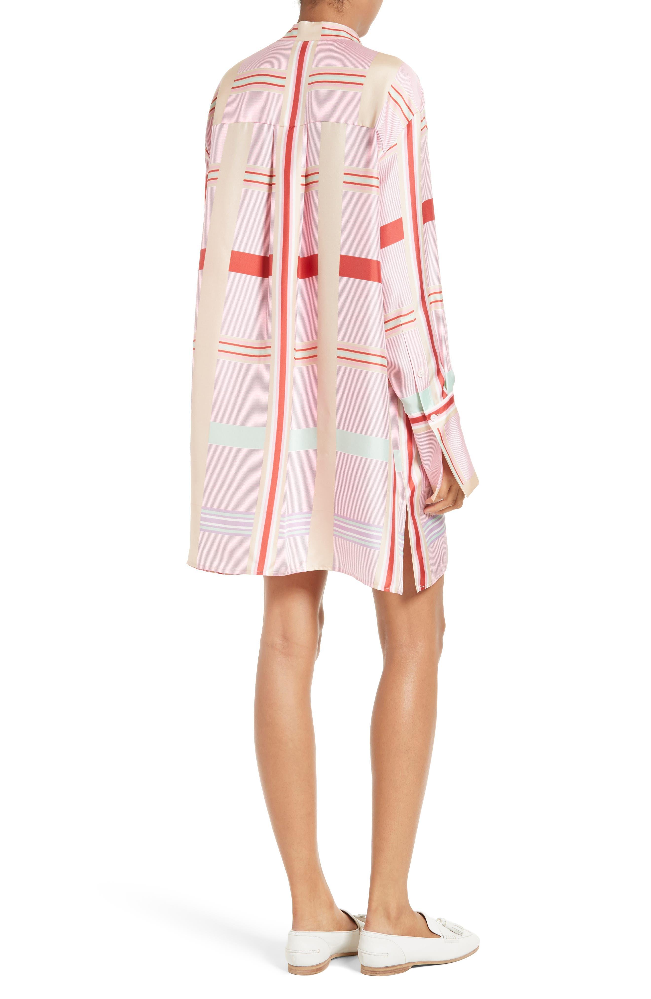 Alternate Image 2  - Diane von Furstenberg Silk Shirtdress