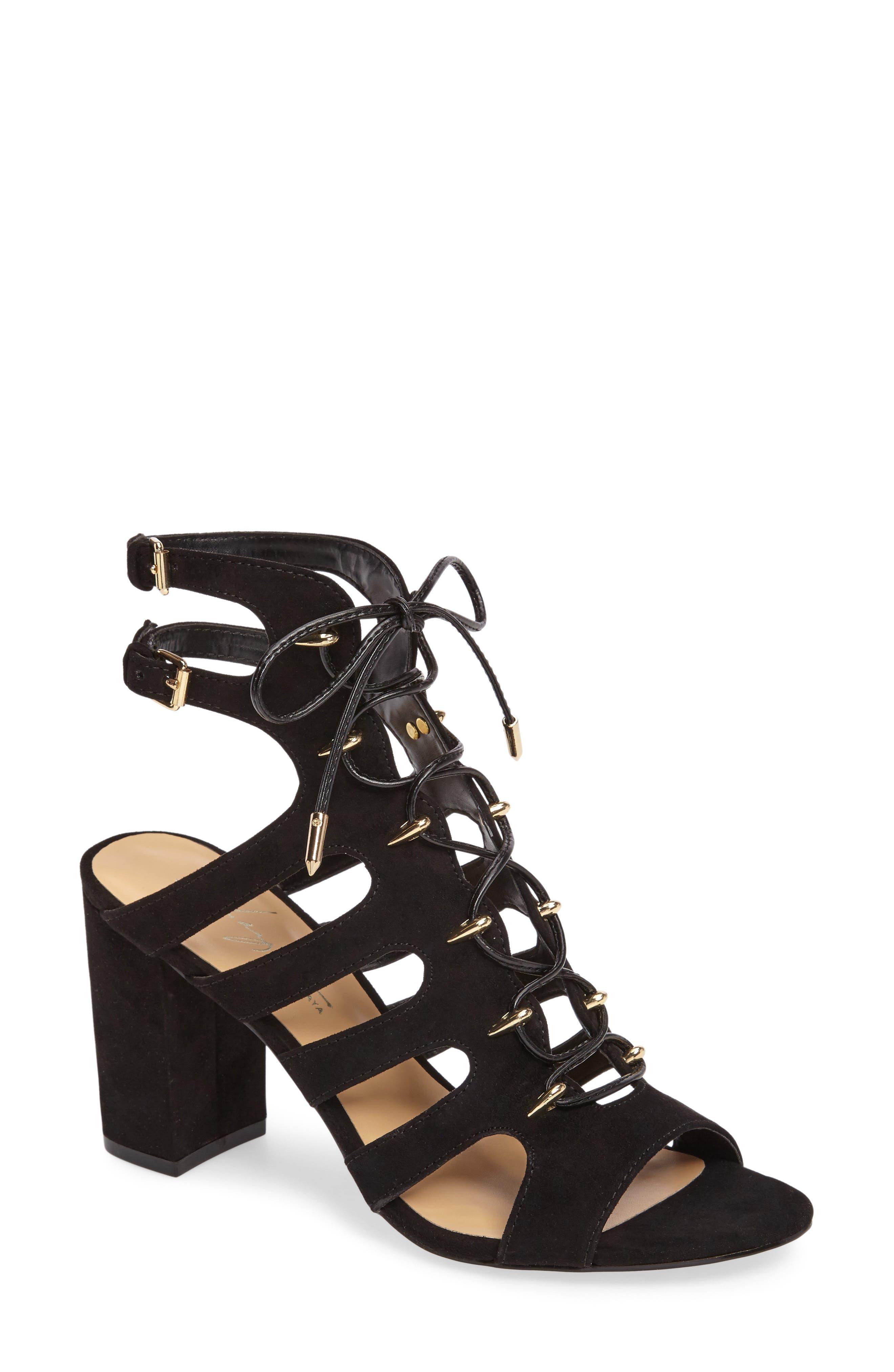 by Zendaya Miles Ghillie Gladiator Sandal