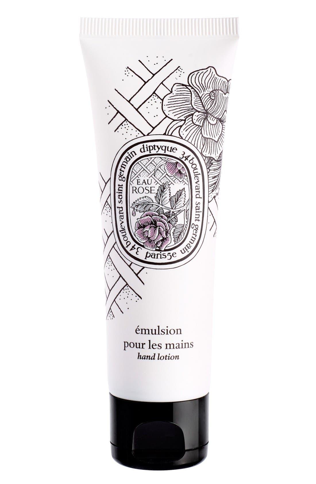 diptyque Eau Rose Emulsion