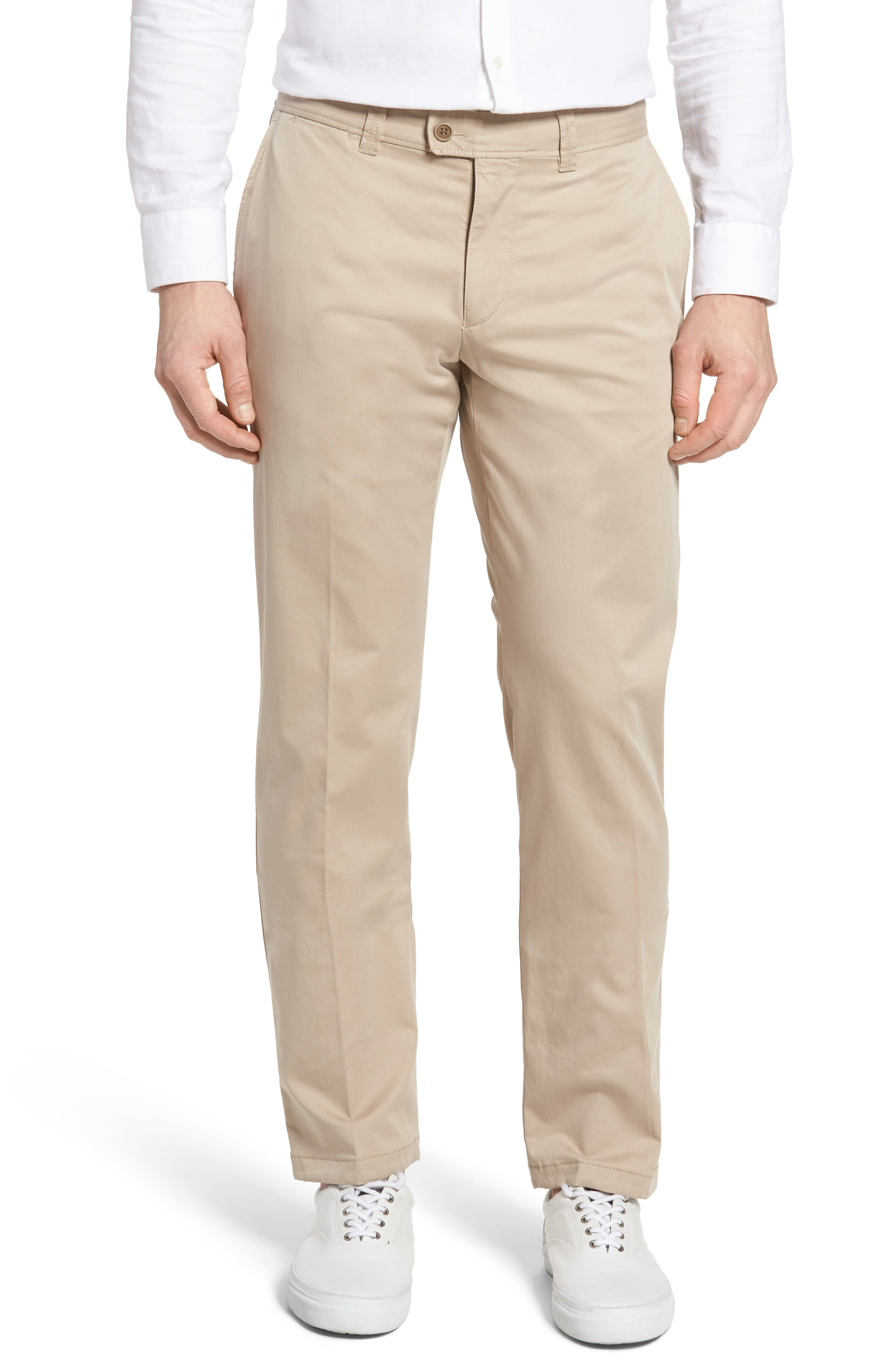 Brax Flat Front Stretch Trousers