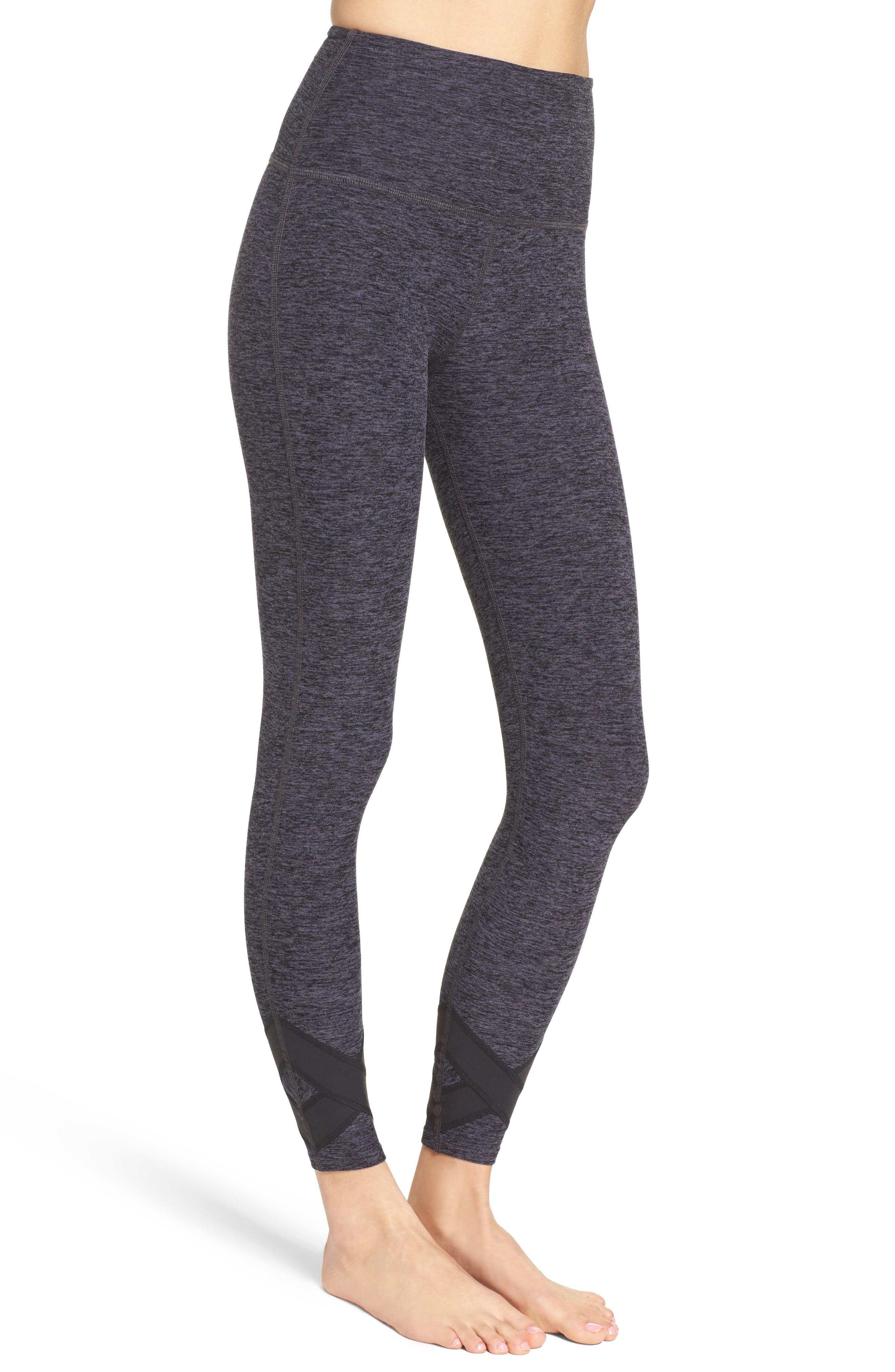 Alternate Image 3  - Beyond Yoga X Big Thing High Waist Leggings