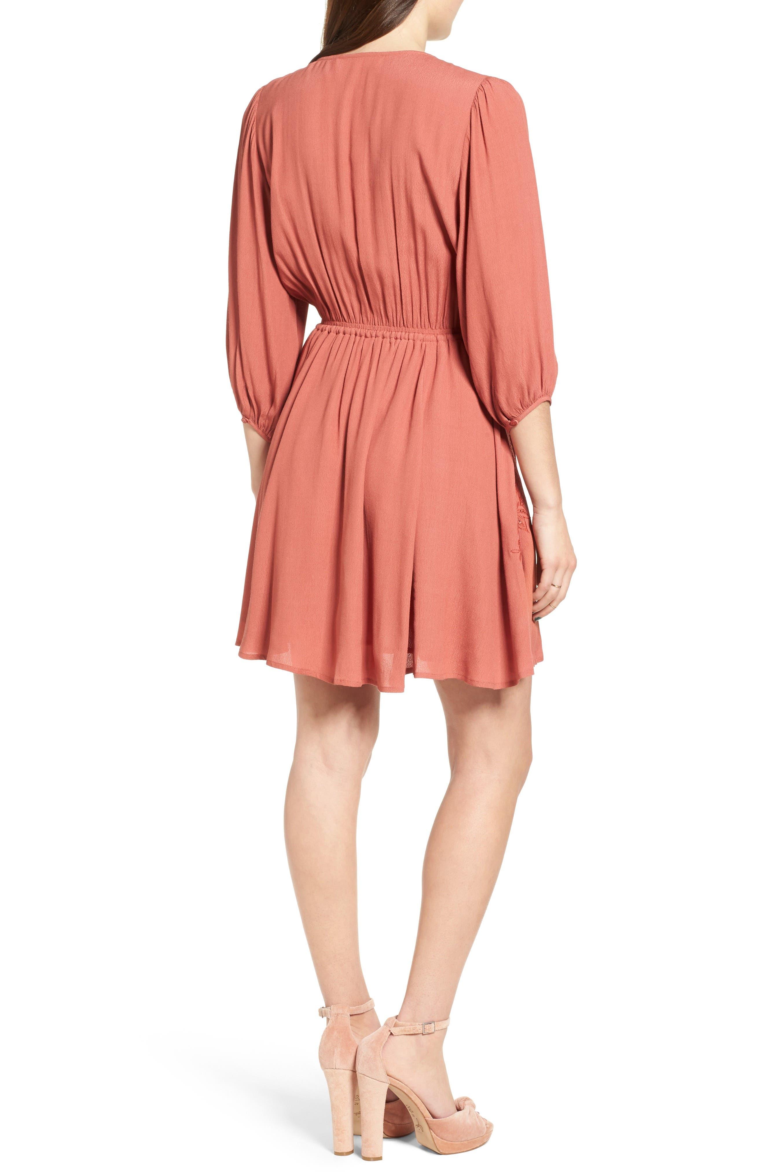 Alternate Image 3  - ASTR the Label Constance Dress