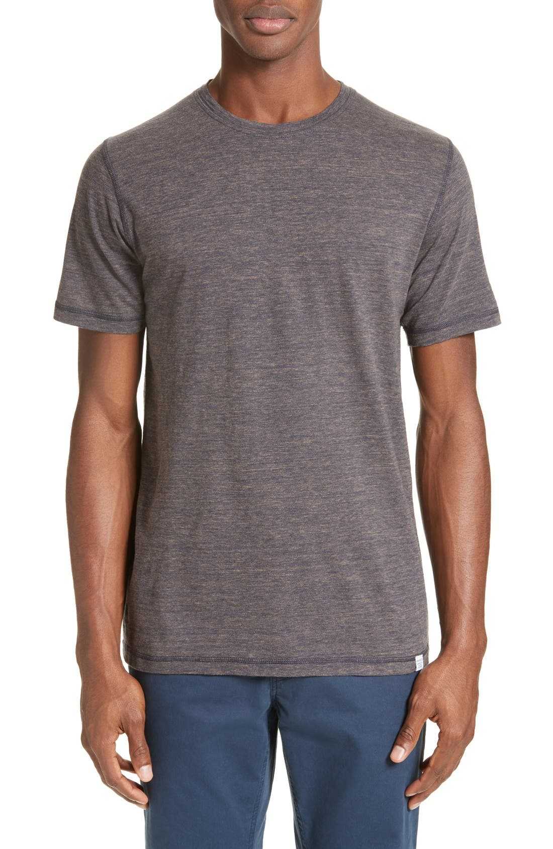 NORSE PROJECTS James Contrast Mélange T-Shirt