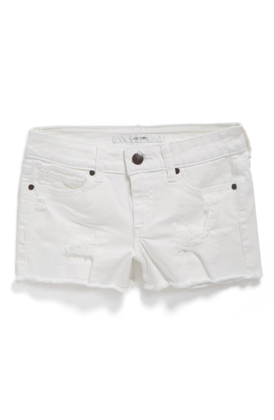 JOE'S Easy Frayed Shorts