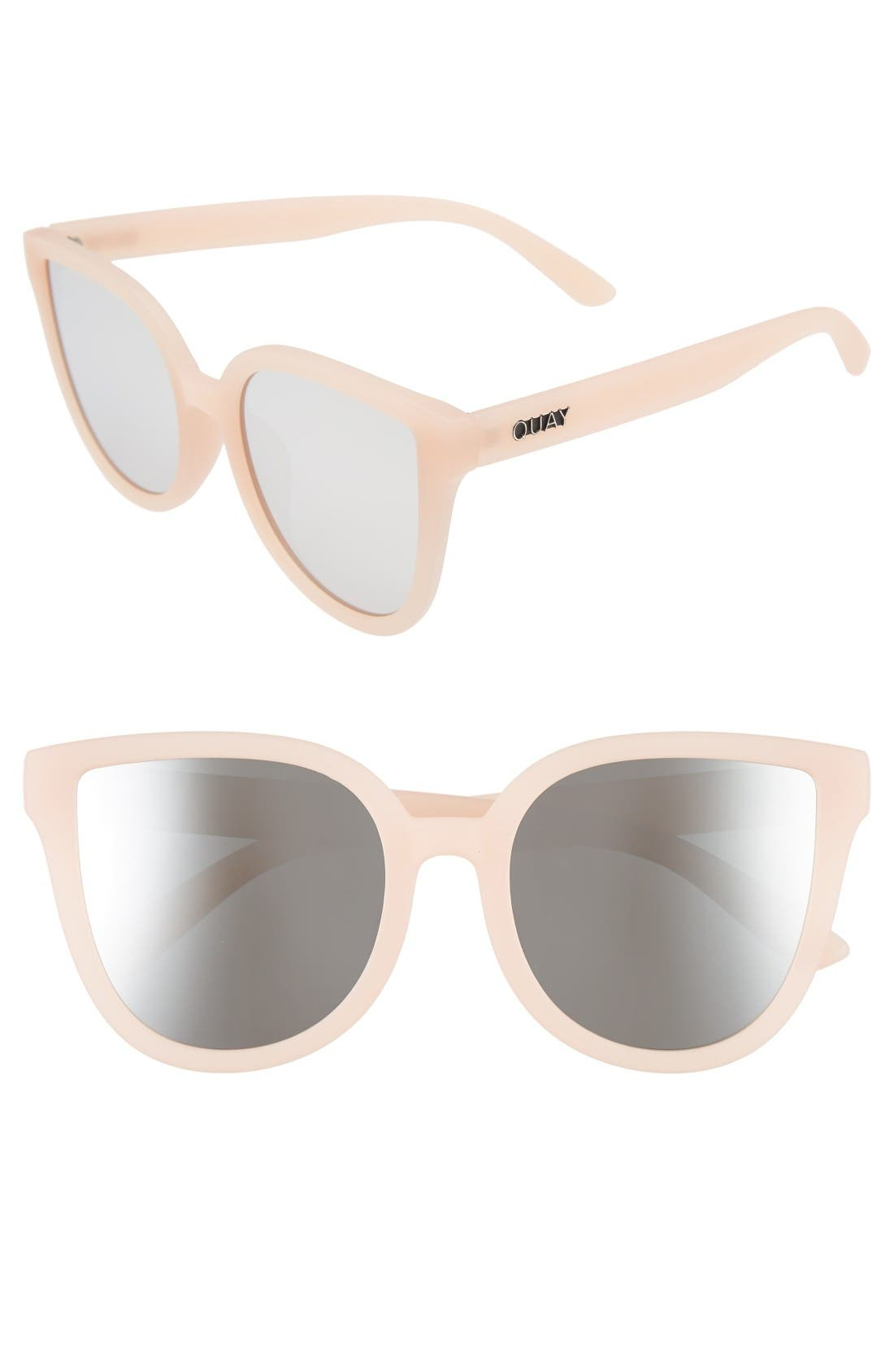 Alternate Image 1 Selected - Quay Australia Paradiso 52mm Cat Eye Sunglasses