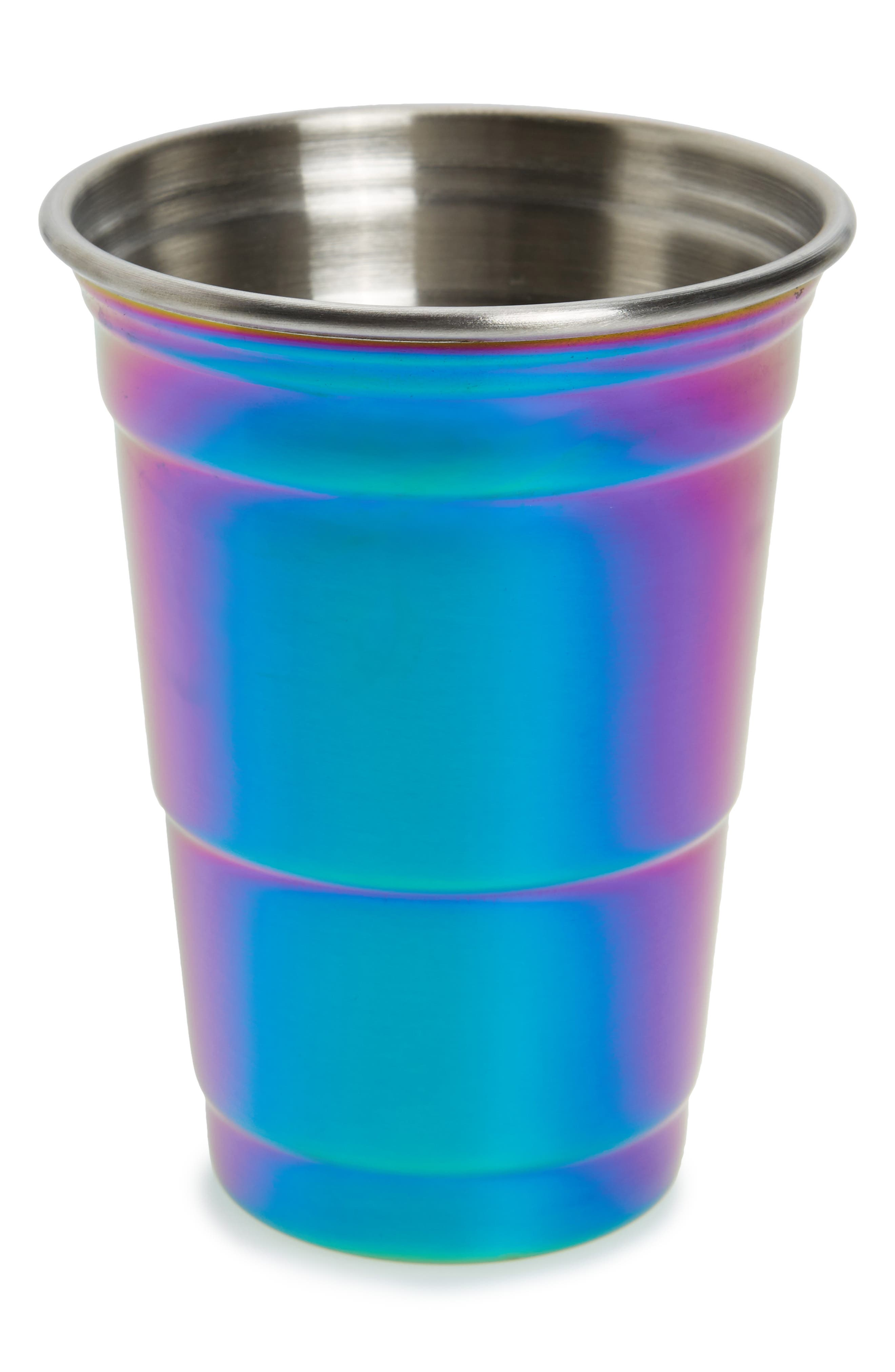 Fred & Friends Rainbow Party Cup