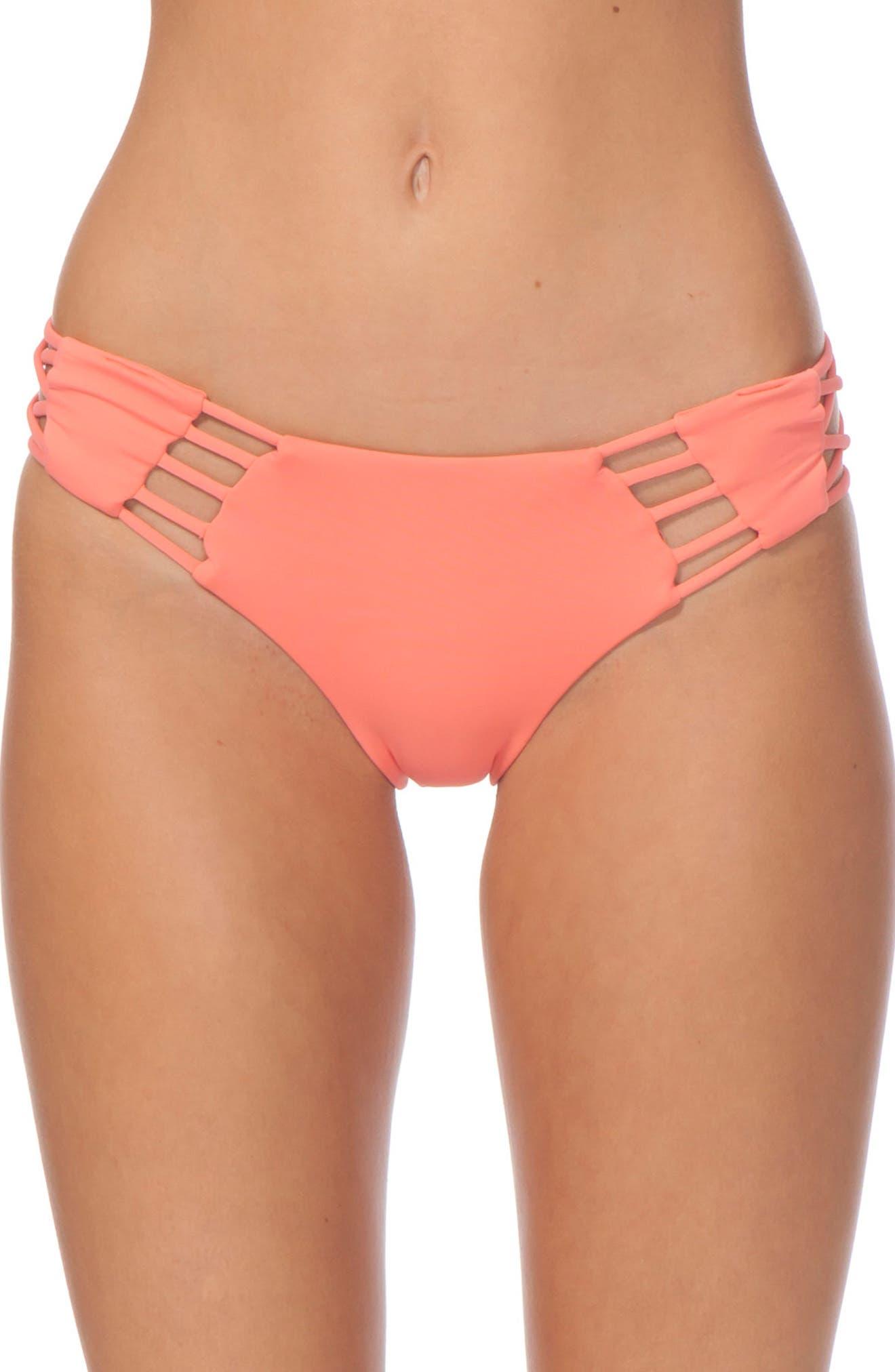 Alternate Image 1 Selected - Rip Curl Designer Surf Luxe Hipster Bikini Bottoms