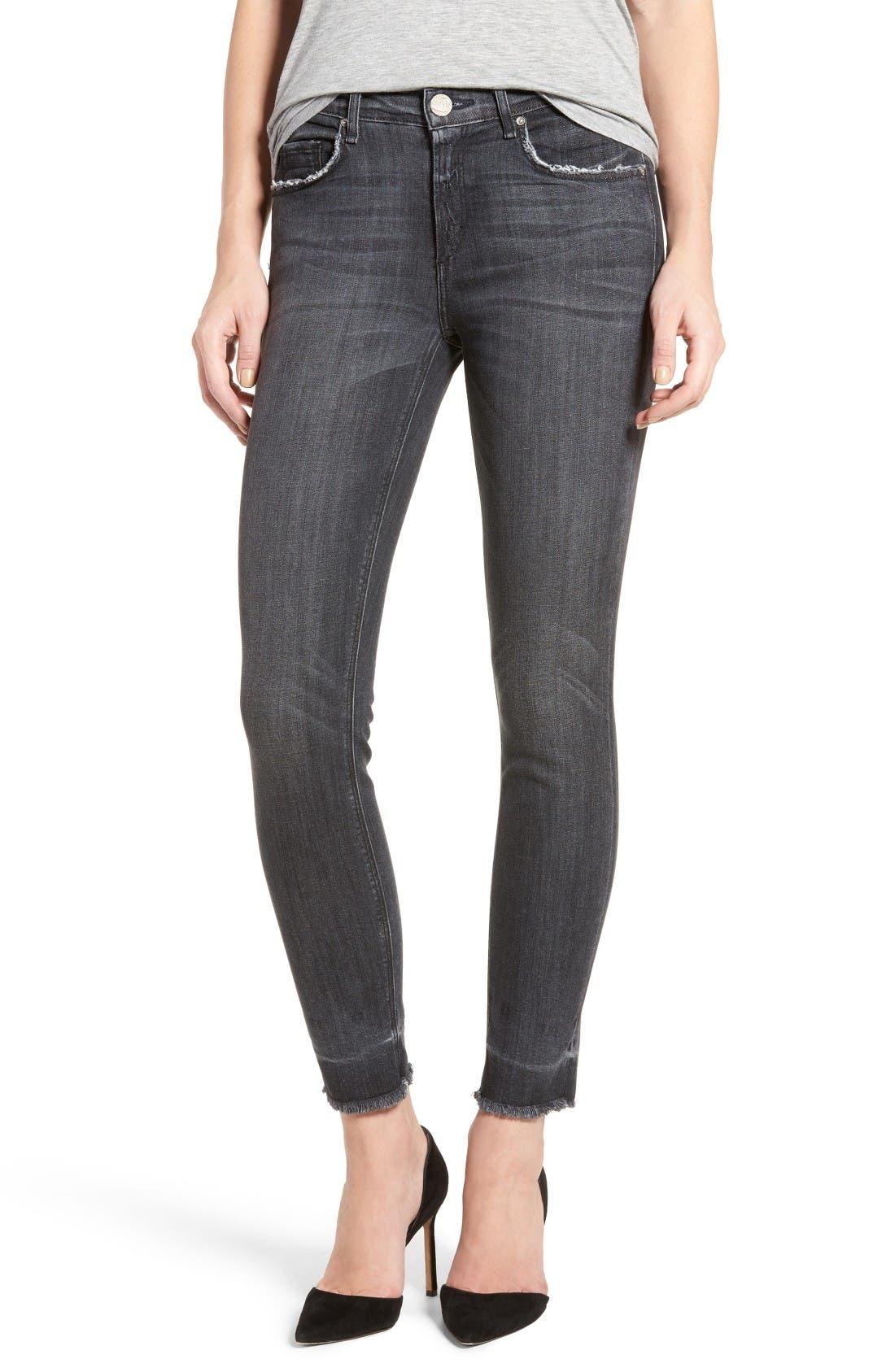 McGuire Newton Crop Vintage Skinny Jeans (Niros)