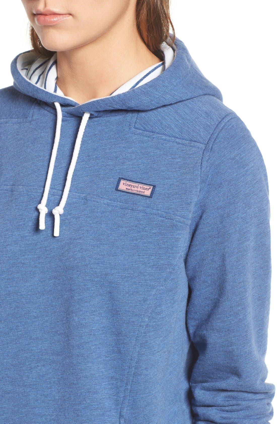 Alternate Image 4  - Vineyard Vines Hoodie