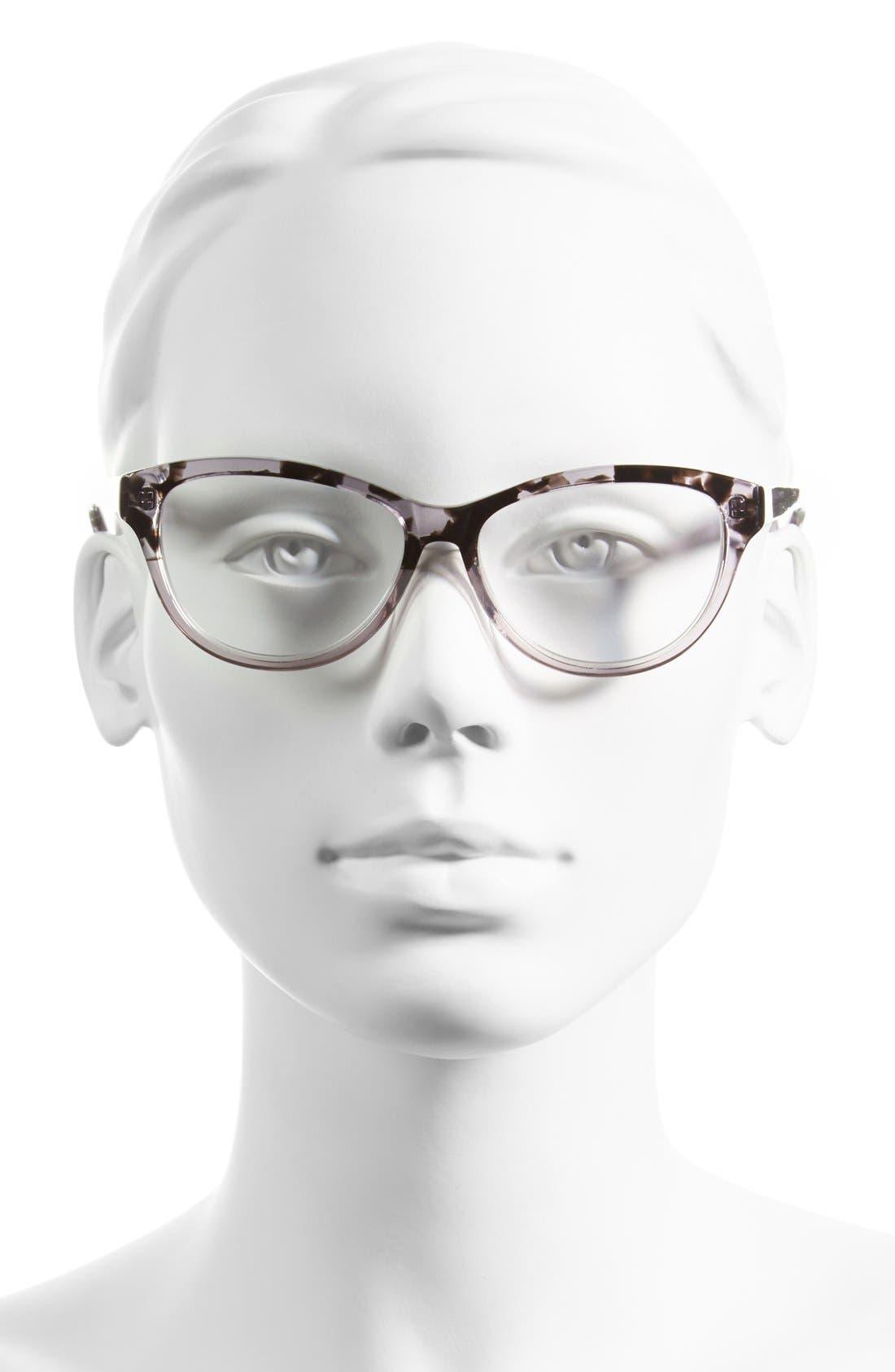 Alternate Image 2  - Corinne McCormack 'Jenna' 50mm Reading Glasses
