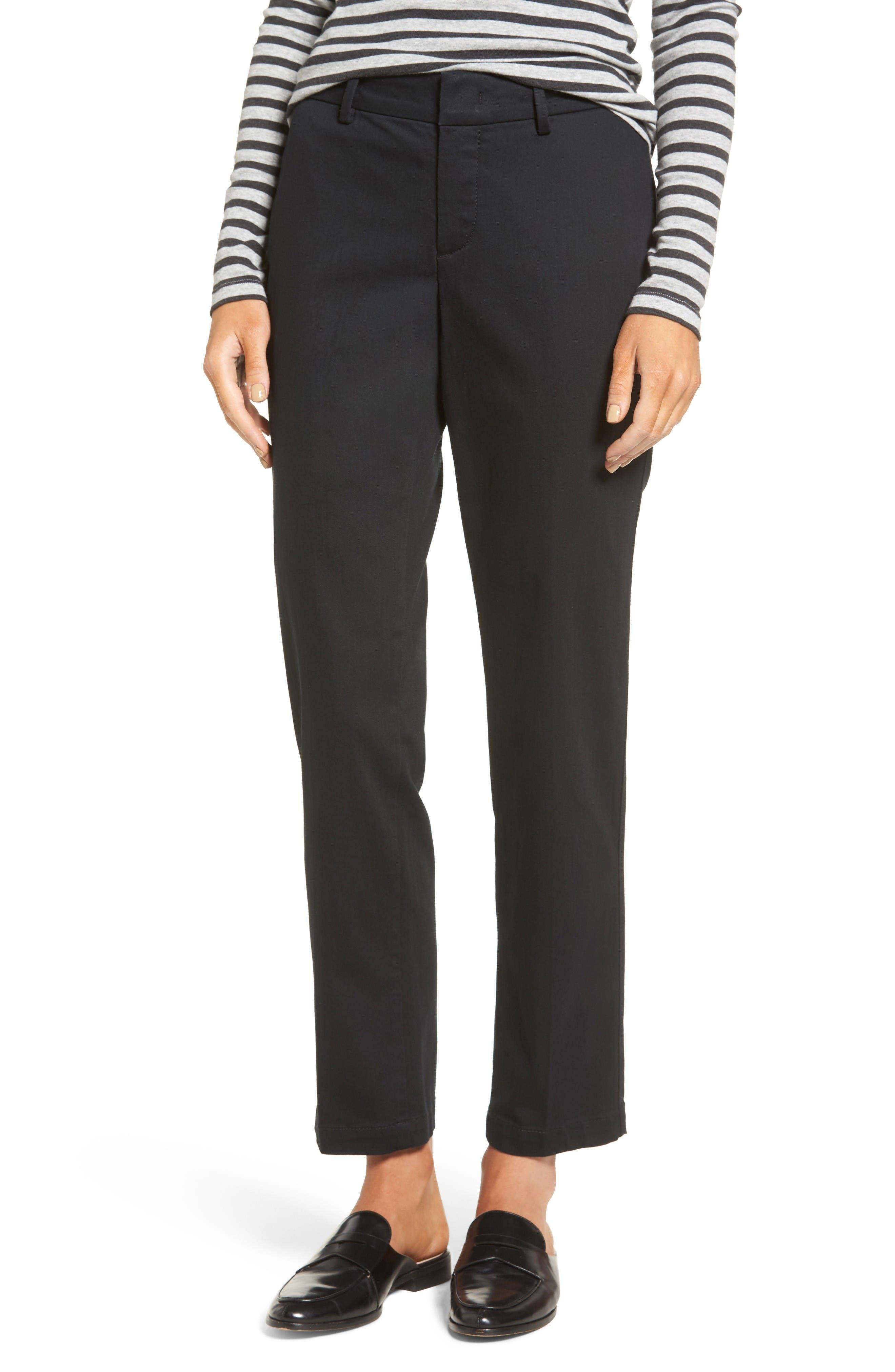 NYDJ Madison Ankle Trousers (Regular & Petite)