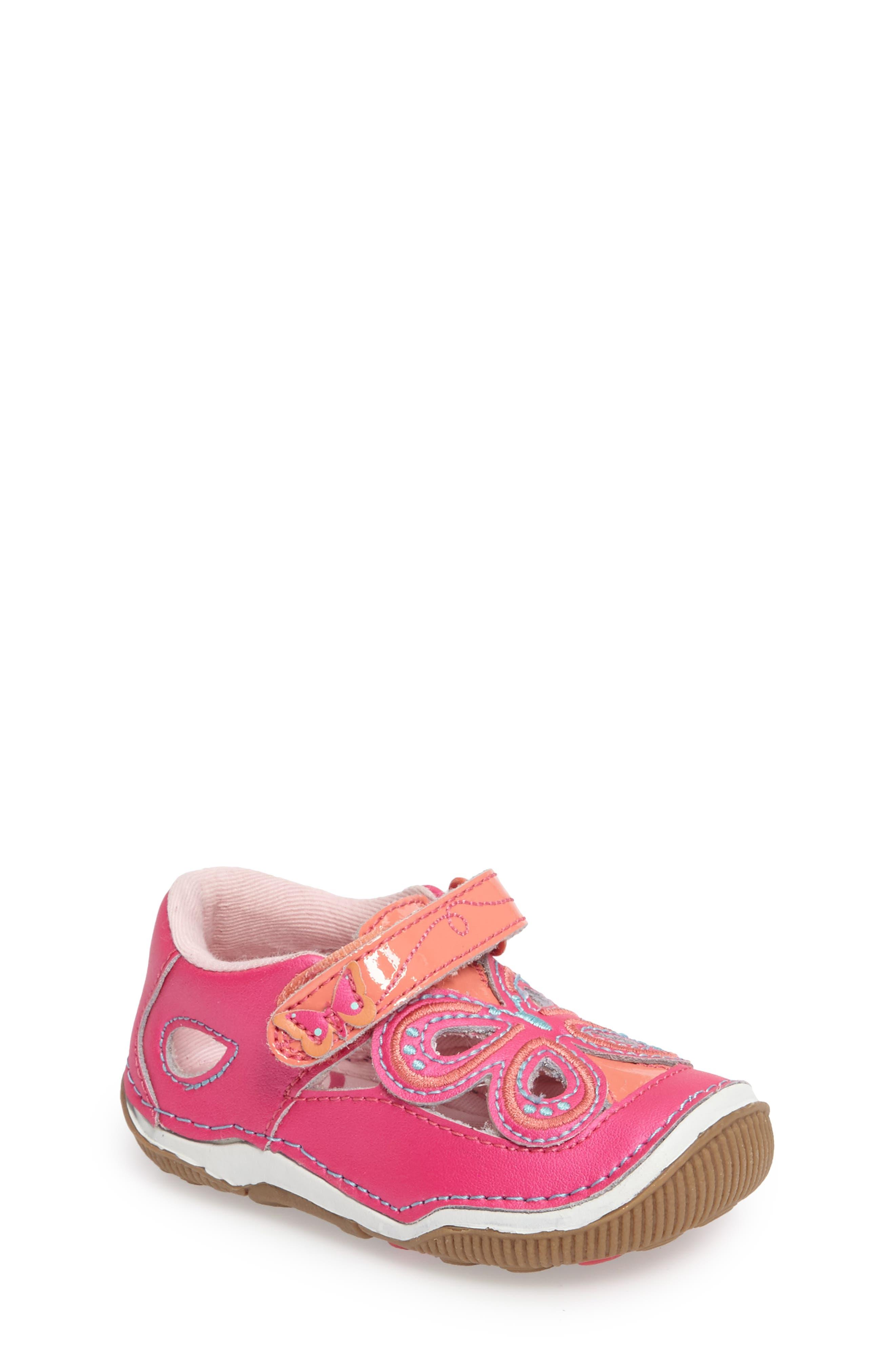 Stride Rite Madison Sneaker (Baby, Walker & Toddler)
