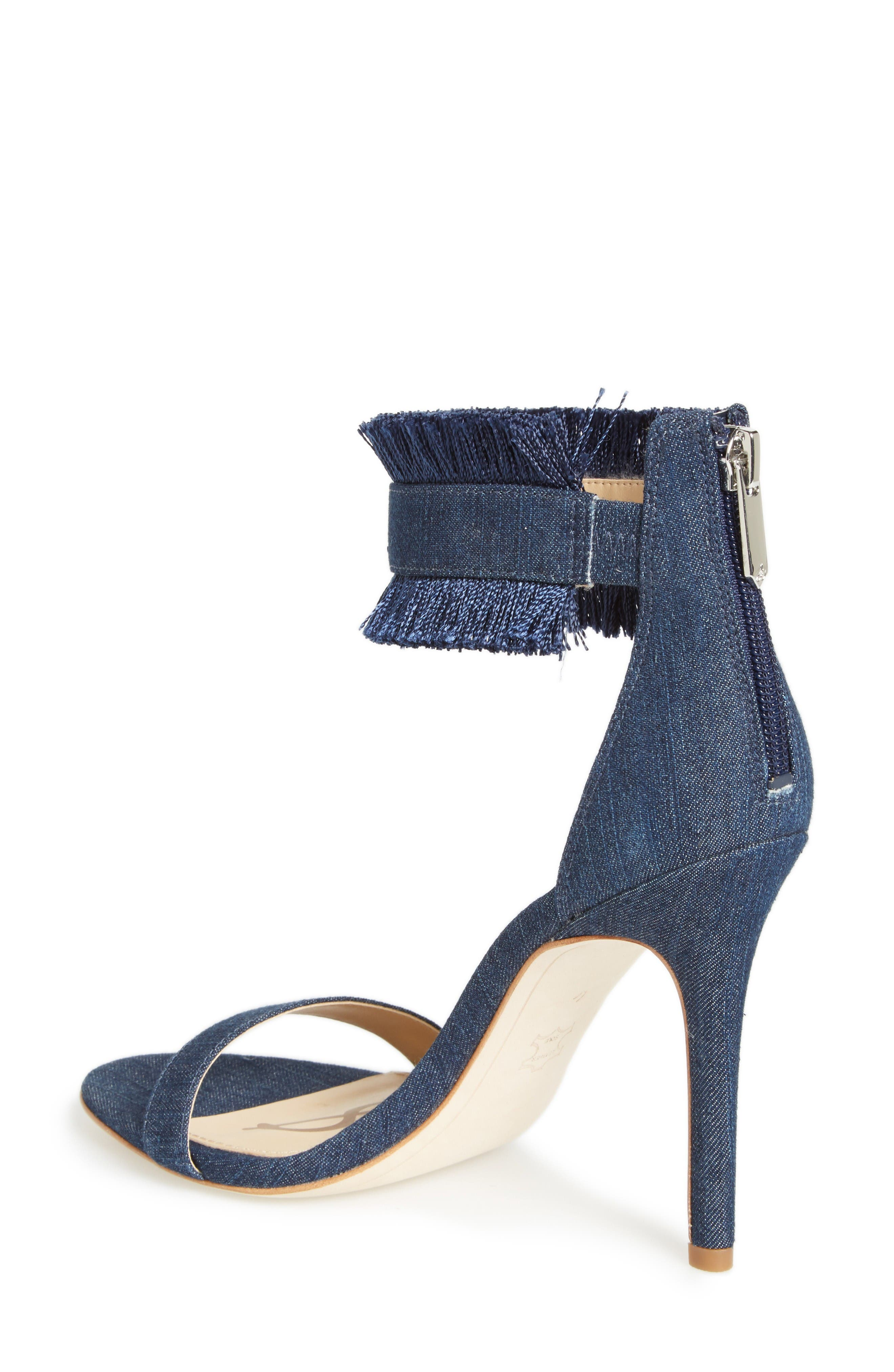 Alternate Image 2  - Sam Edelman Anabeth Ankle Strap Sandal (Women)