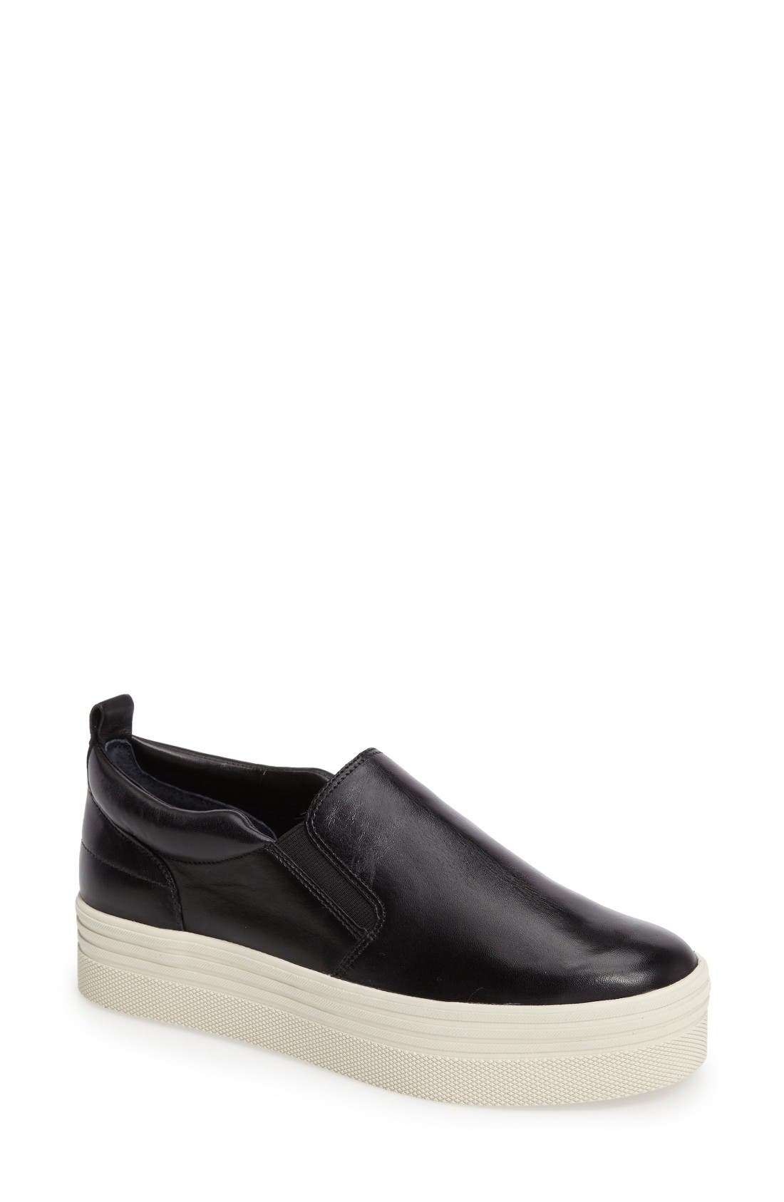 Marc Fisher LTD Elise Platform Sneaker (Women)