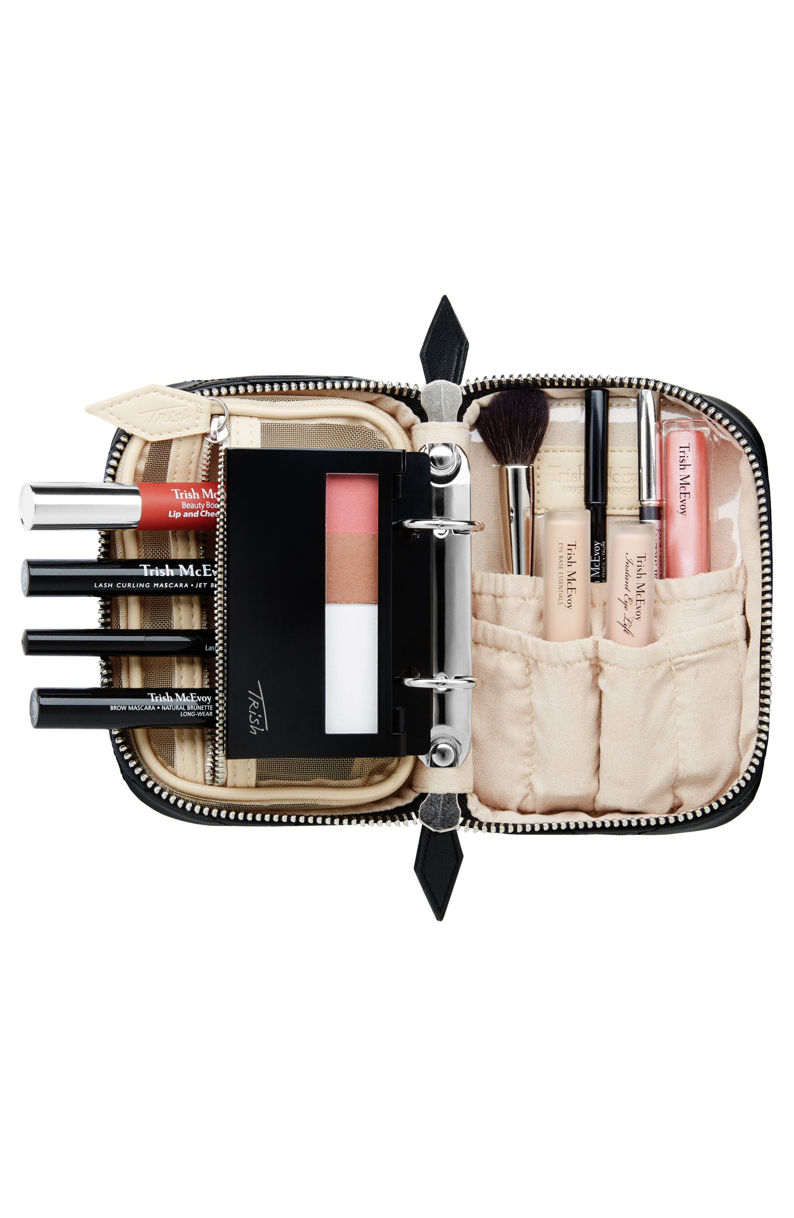 Alternate Image 2  - Trish McEvoy Petite Makeup Planner®