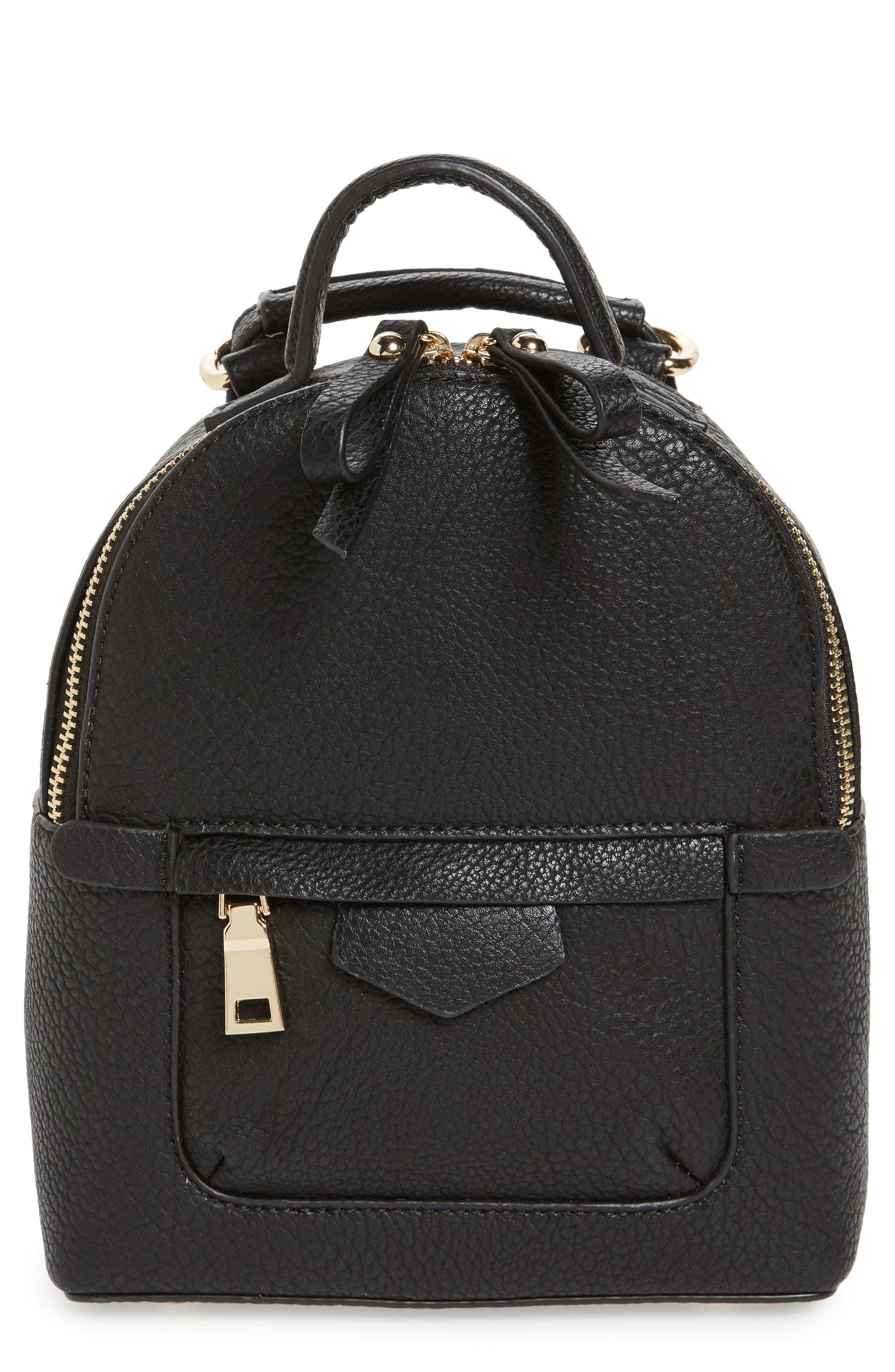Alternate Image 1 Selected - BP. Mini Backpack Crossbody Bag