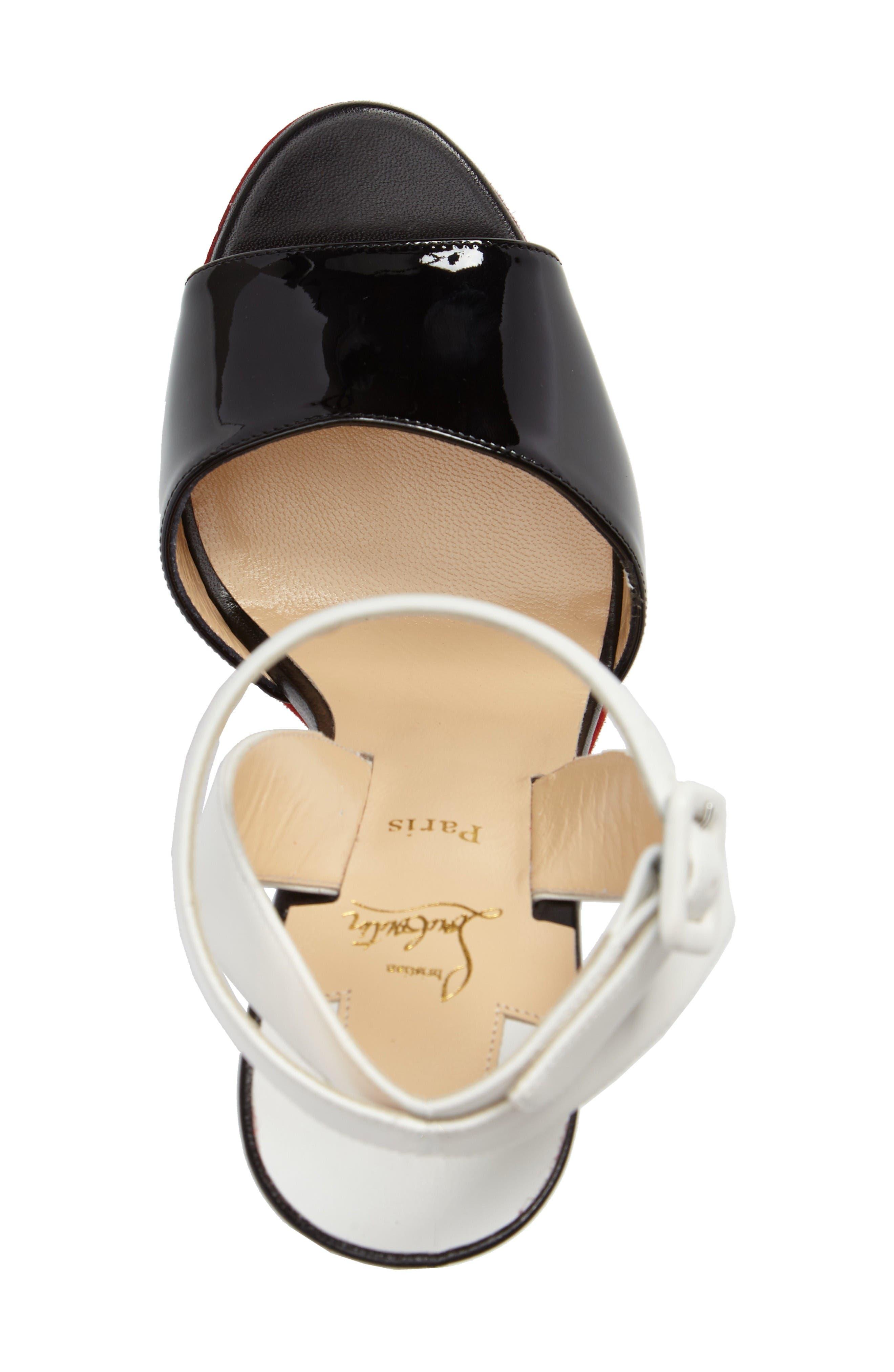 Alternate Image 3  - Christian Louboutin Tromploia Platform Sandal (Women)