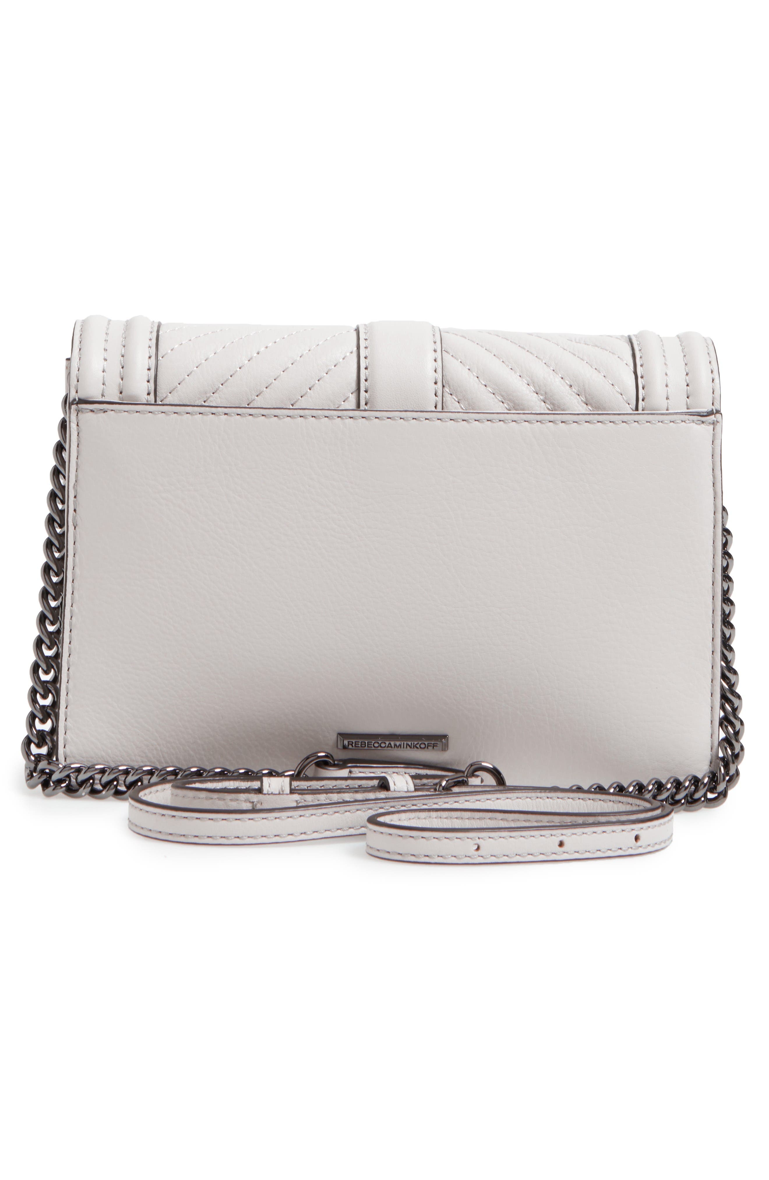 Alternate Image 3  - Rebecca Minkoff Small Love Leather Crossbody Bag