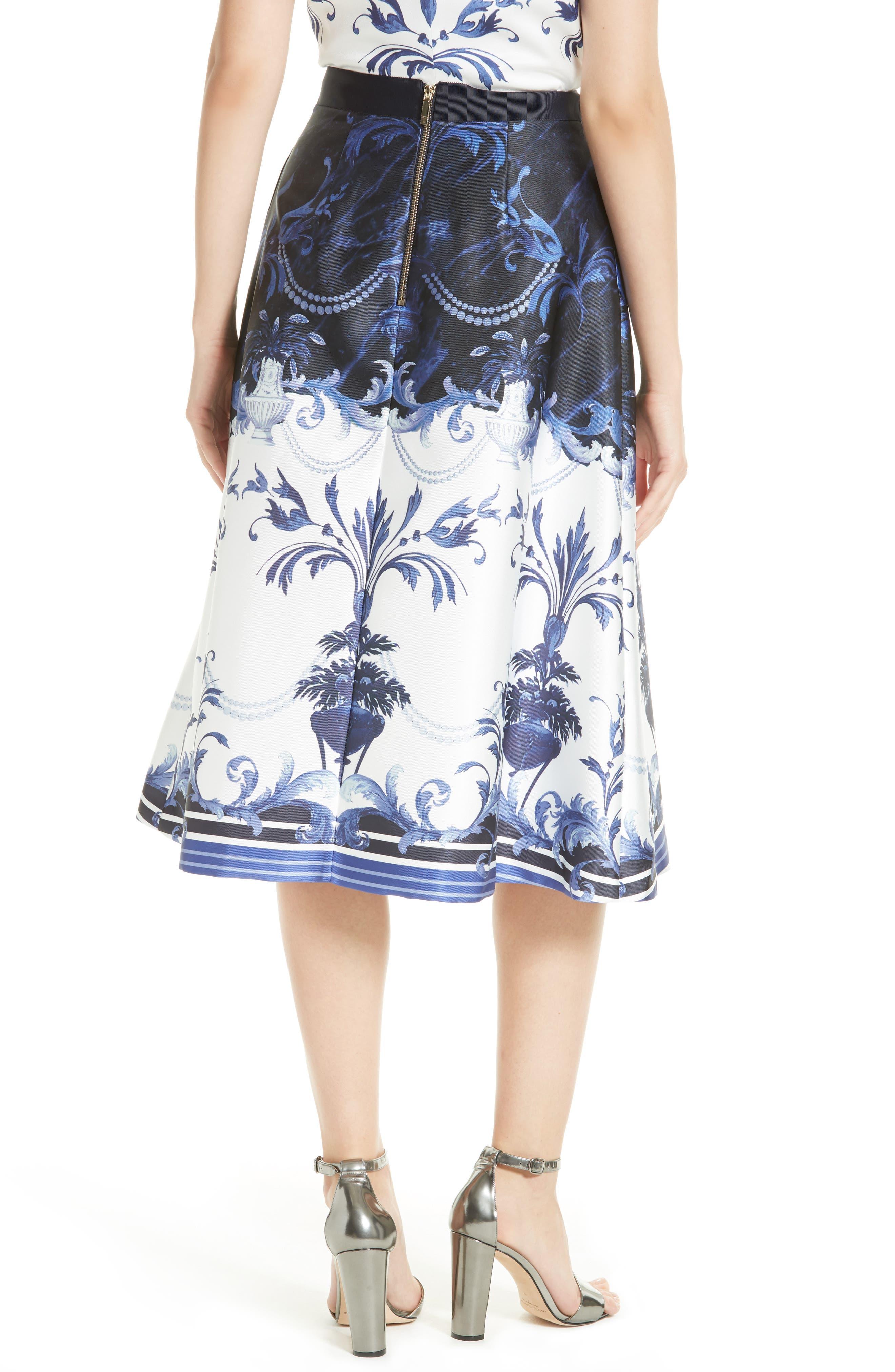 Alternate Image 3  - Ted Baker London Hunah Full Skirt