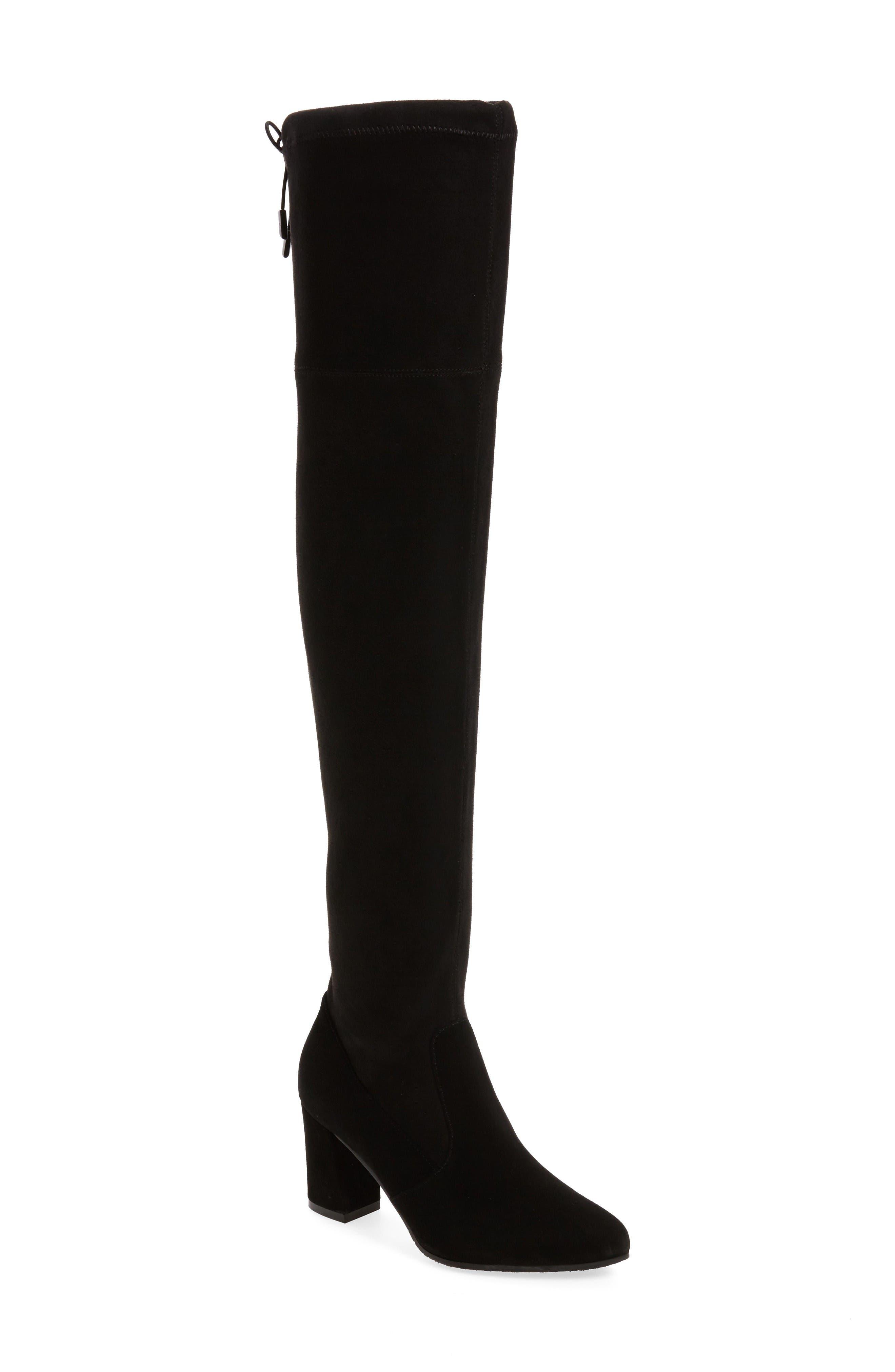 Blondo Taras Over the Knee Waterproof Boot (Women)