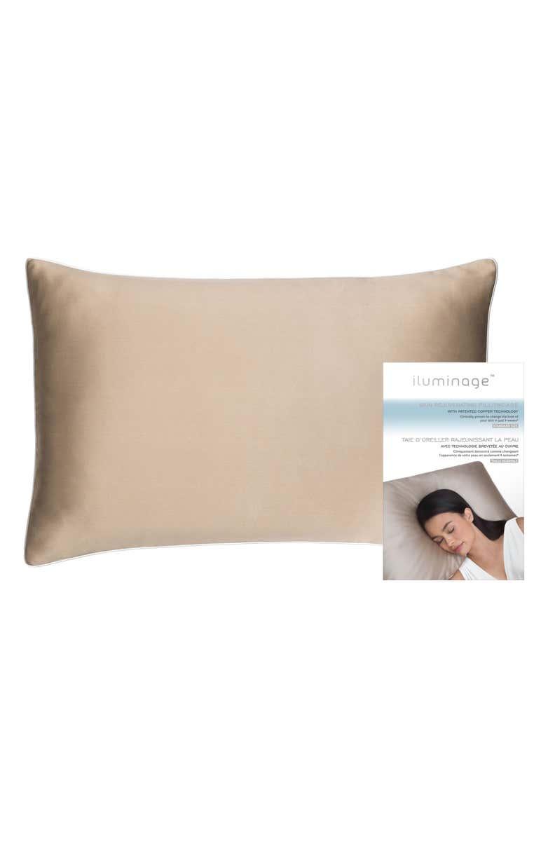睡觉也能美容!ILUM抗衰老防皱枕头套