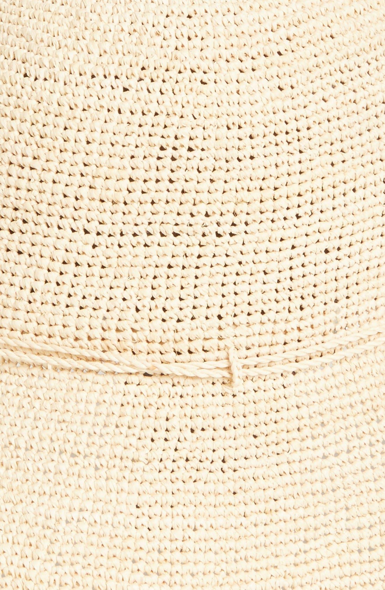 Alternate Image 3  - Helen Kaminski '9 Villa' Raffia Straw Hat