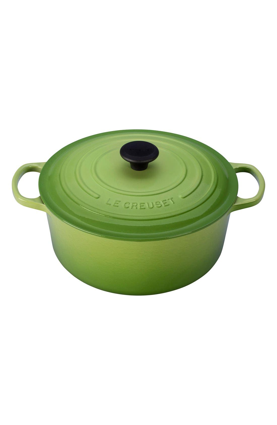 Le Creuset Signature 7 1/4 Quart Round Enamel Cast Iron French/Dutch Oven