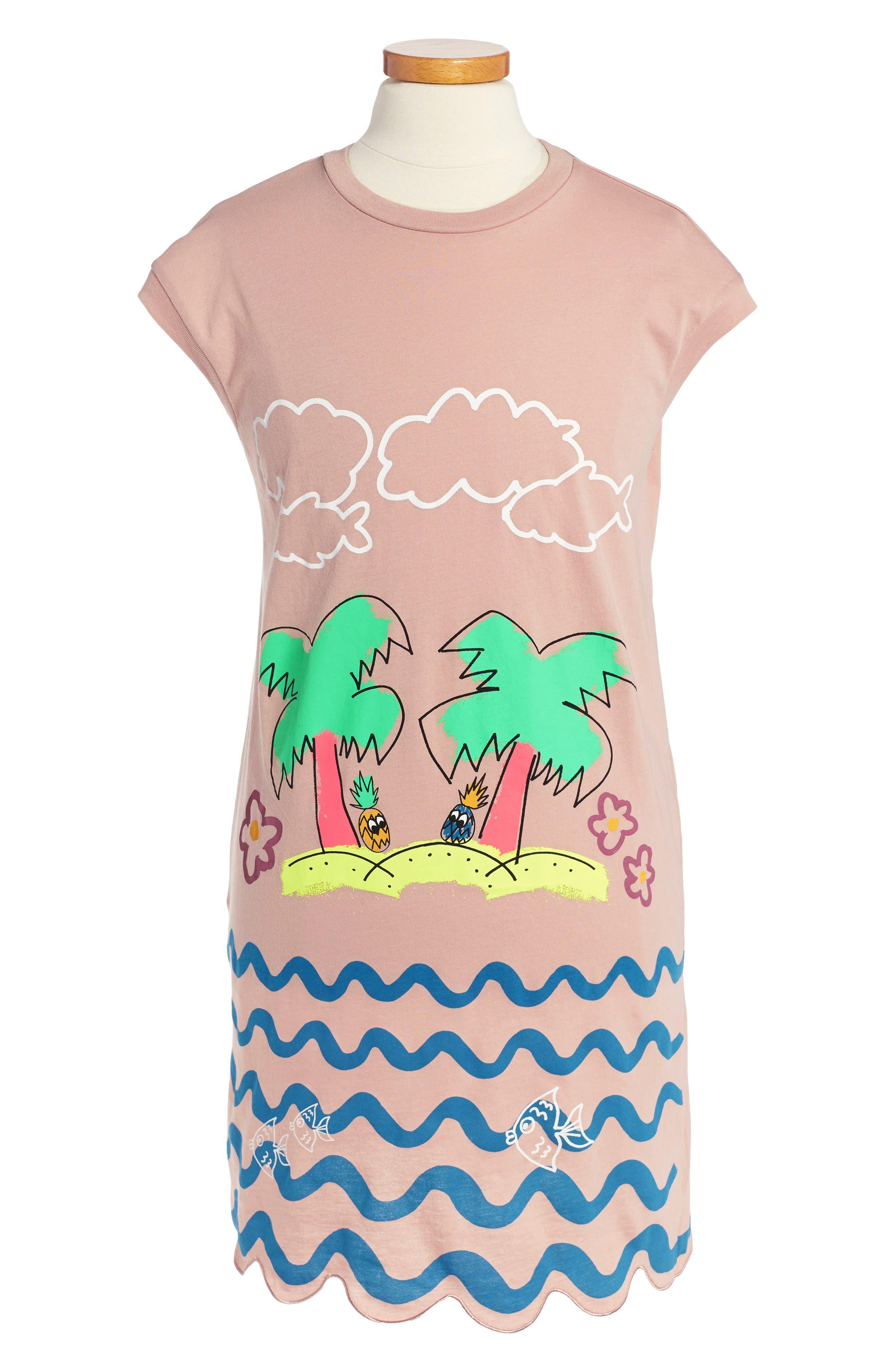 STELLA MCCARTNEY KIDS Joni T-Shirt Dress