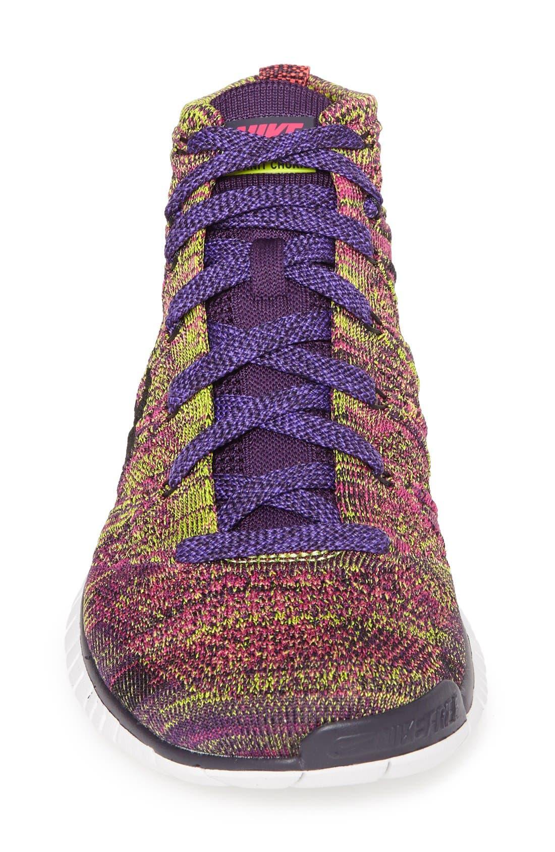 Alternate Image 3  - Nike 'Free Flyknit Chukka' Sneaker (Men)