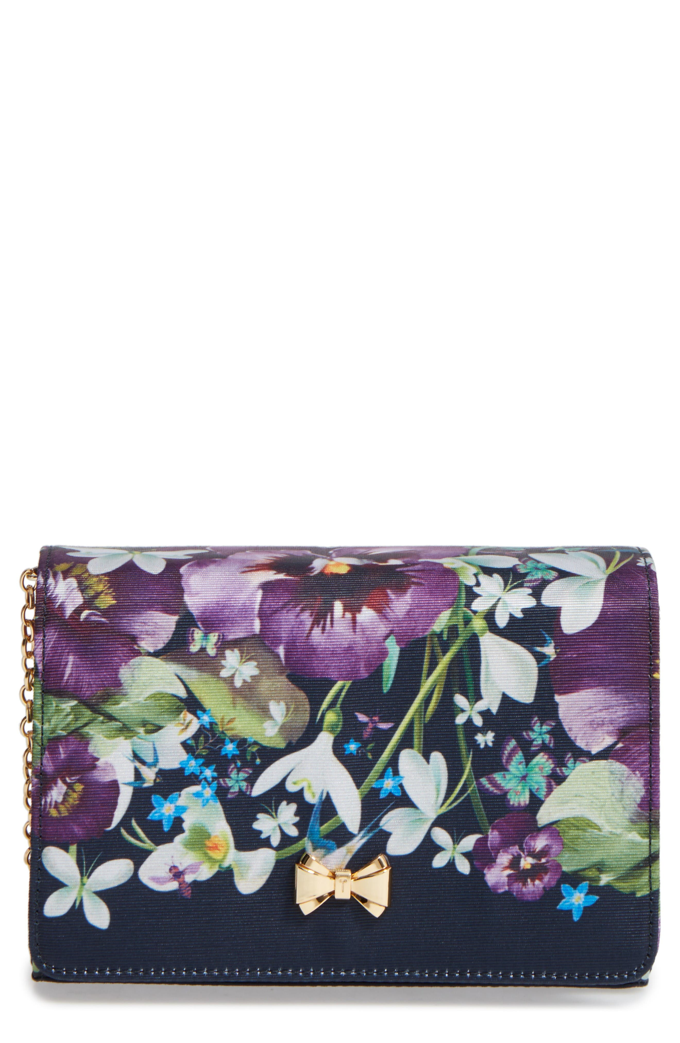 Alternate Image 1 Selected - Ted Baker London Entangled Enchantment Clutch