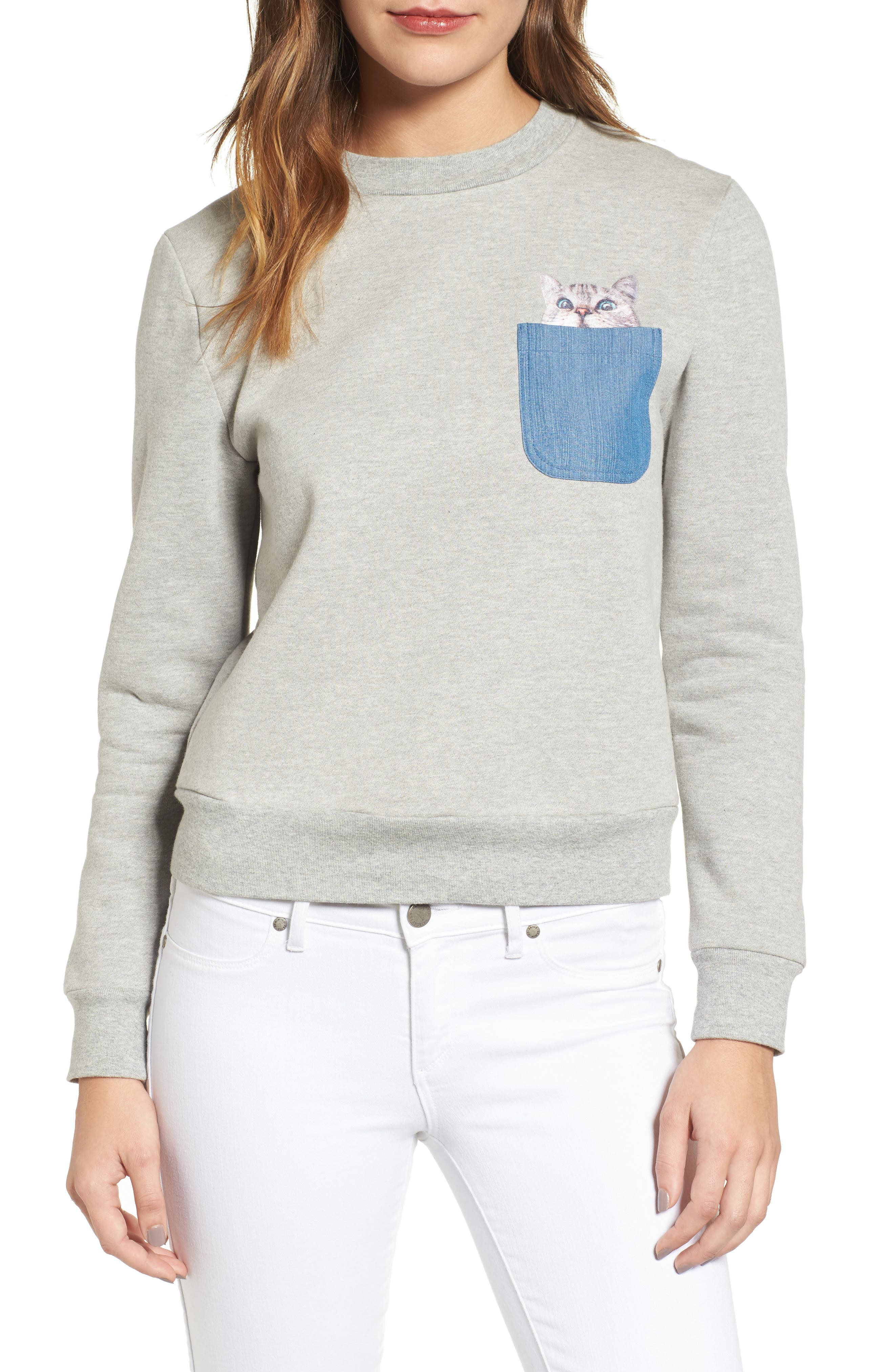 PAUL & JOE SISTER Street Sweatshirt