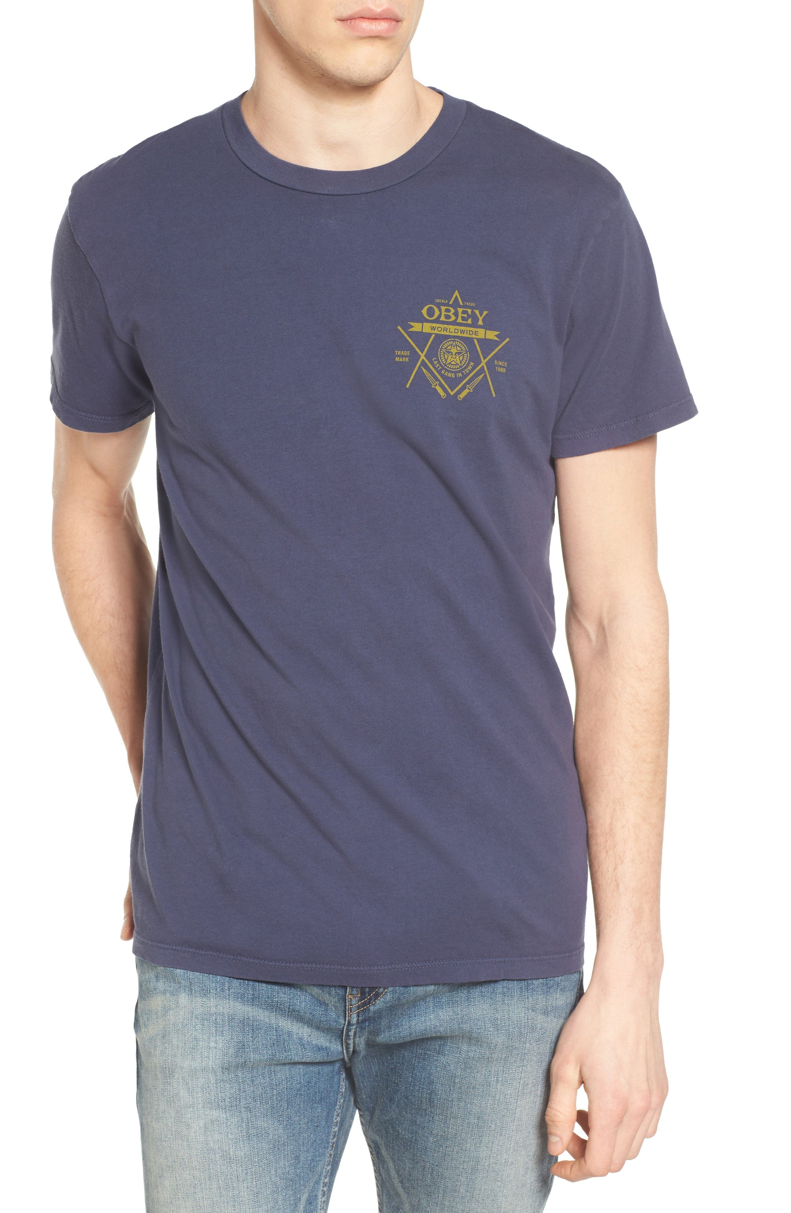 Obey Last Gang Superior T-Shirt