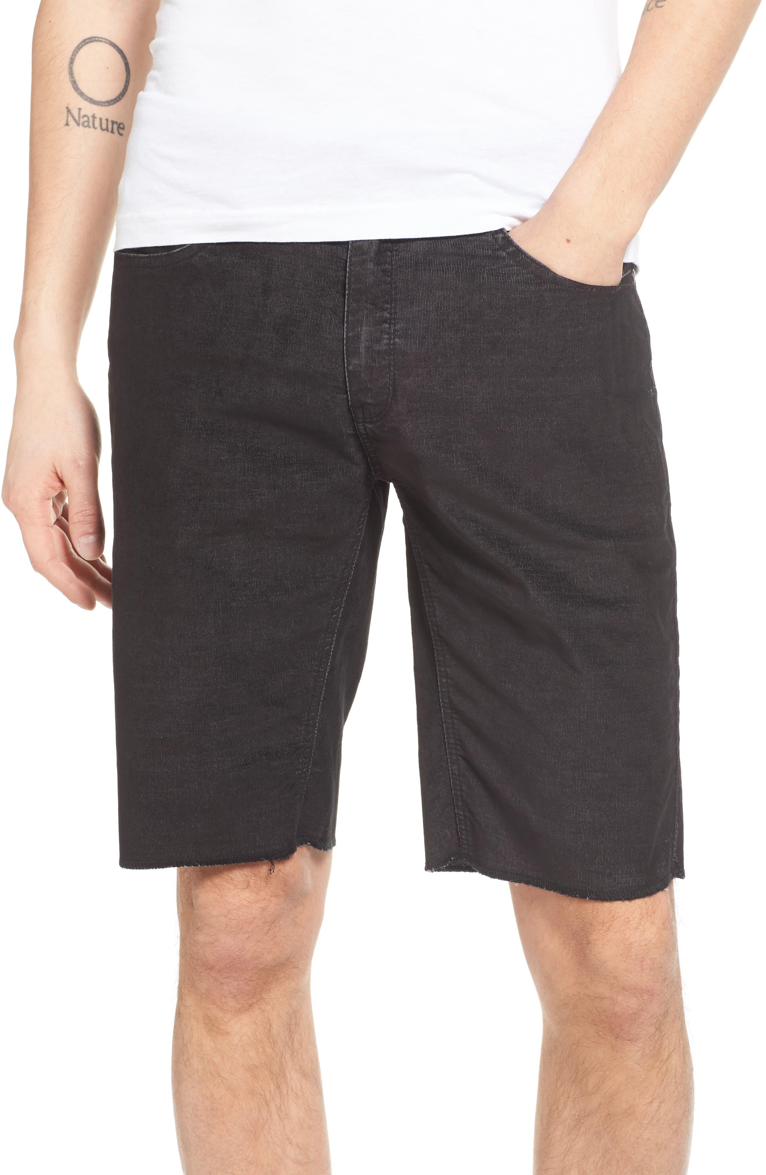 Ezekiel Corduroy Shorts
