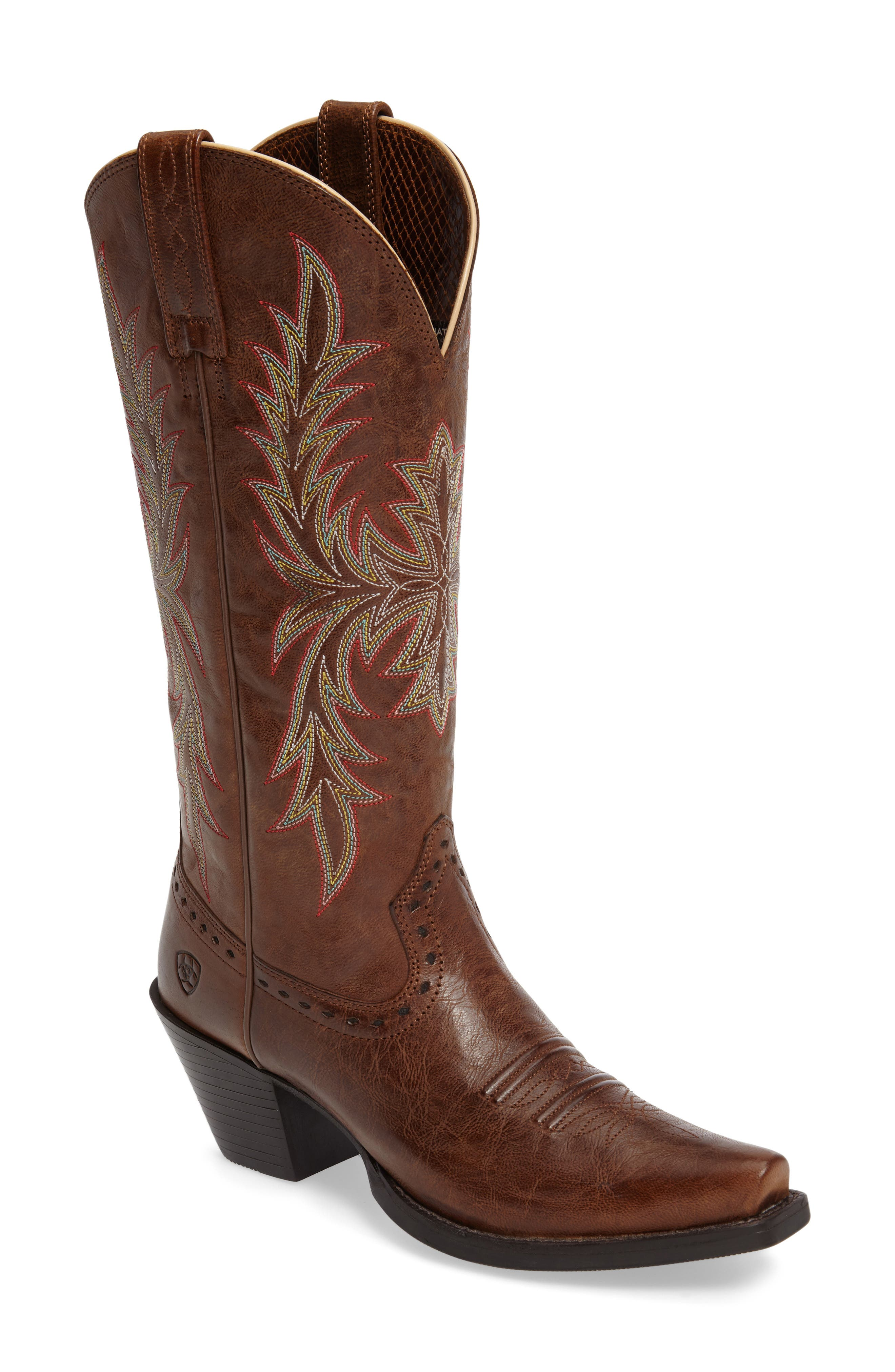 Ariat Round Up Maddox Western Boot (Women)