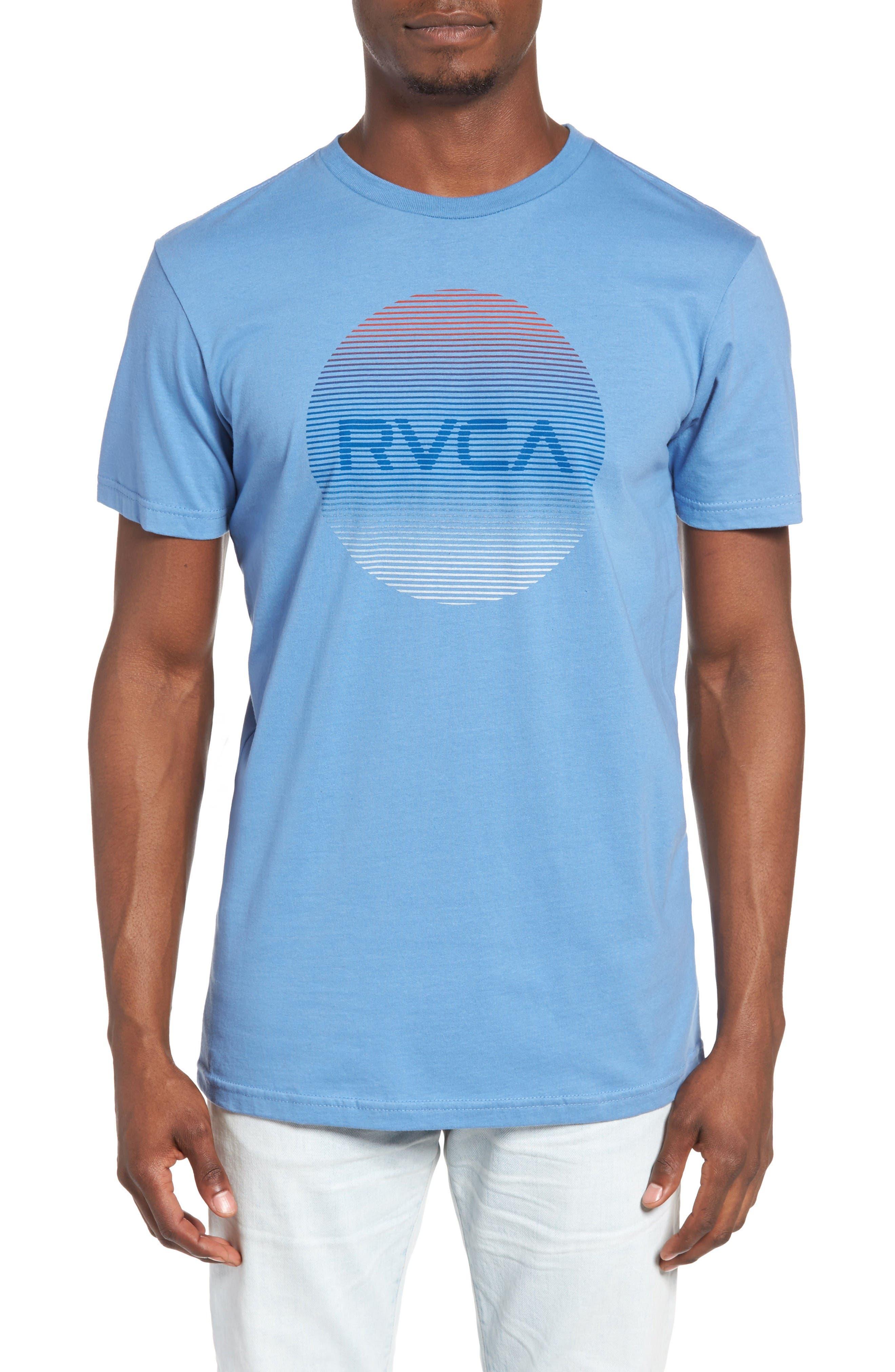 RVCA Motors Lined Graphic T-Shirt